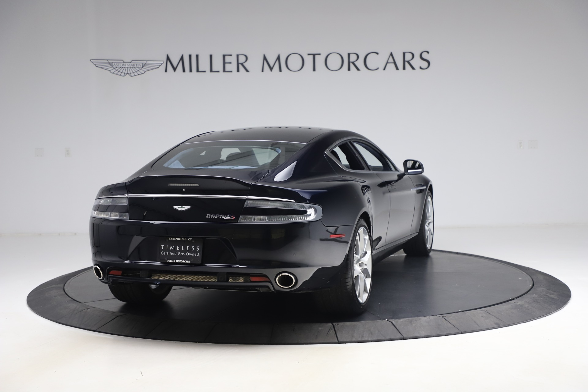 New 2016 Aston Martin Rapide S Base For Sale In Greenwich, CT 104_p6