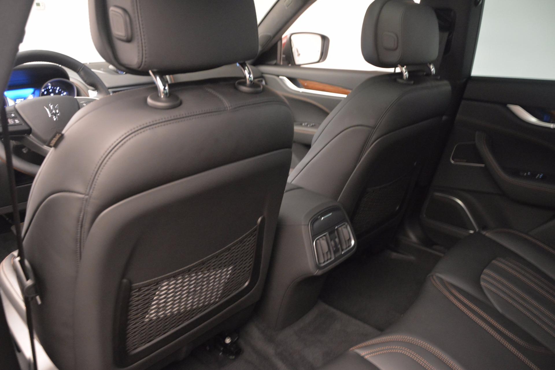 New 2017 Maserati Levante  For Sale In Greenwich, CT 1047_p19