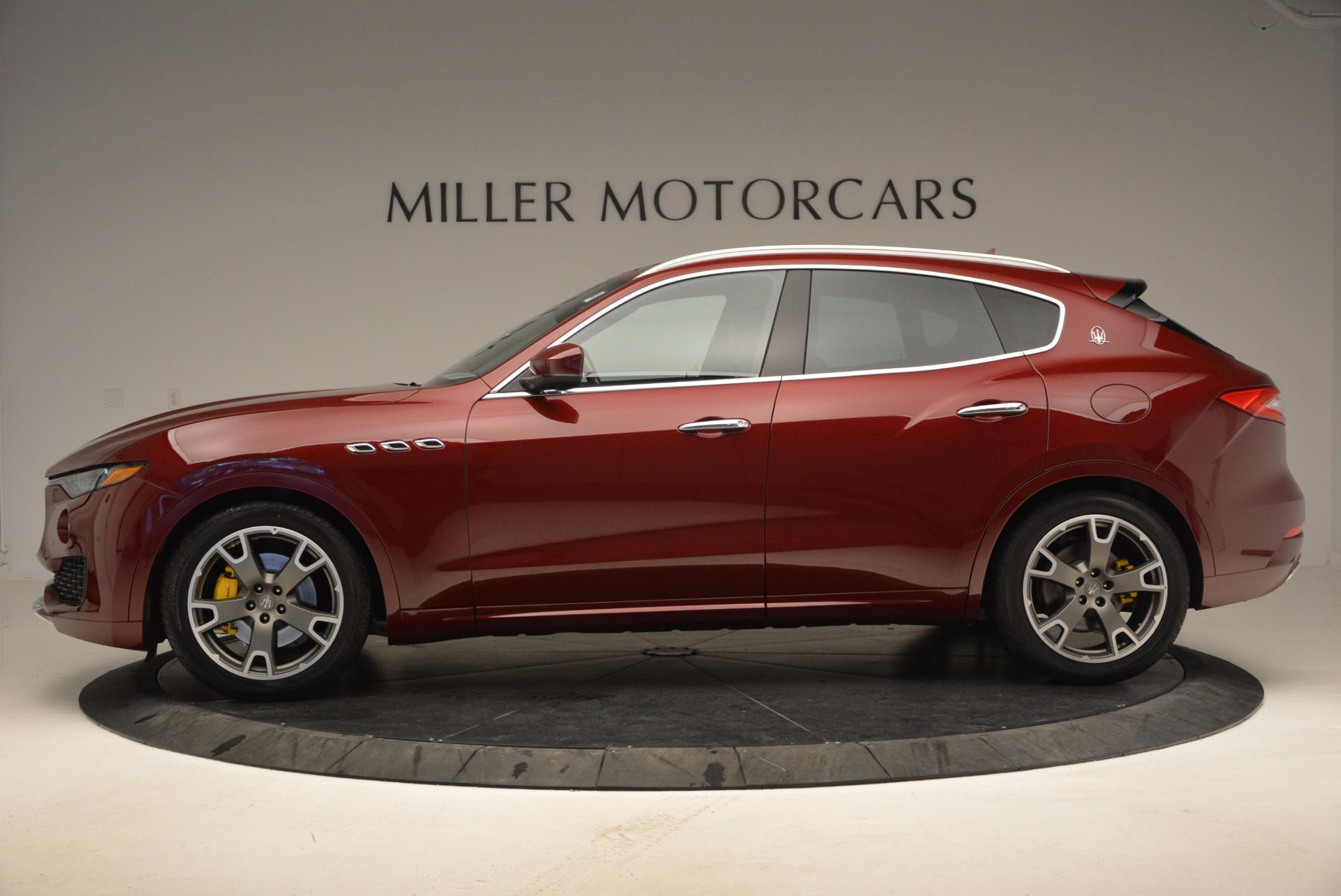 New 2017 Maserati Levante  For Sale In Greenwich, CT 1047_p3