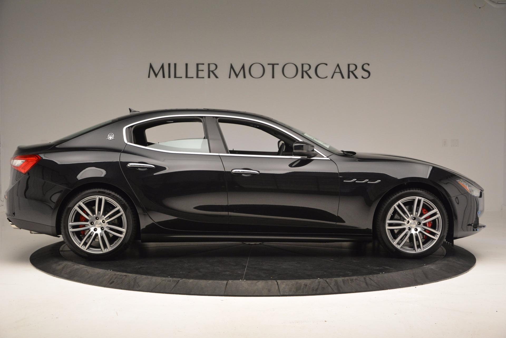 New 2017 Maserati Ghibli S Q4 For Sale In Greenwich, CT 1048_p8