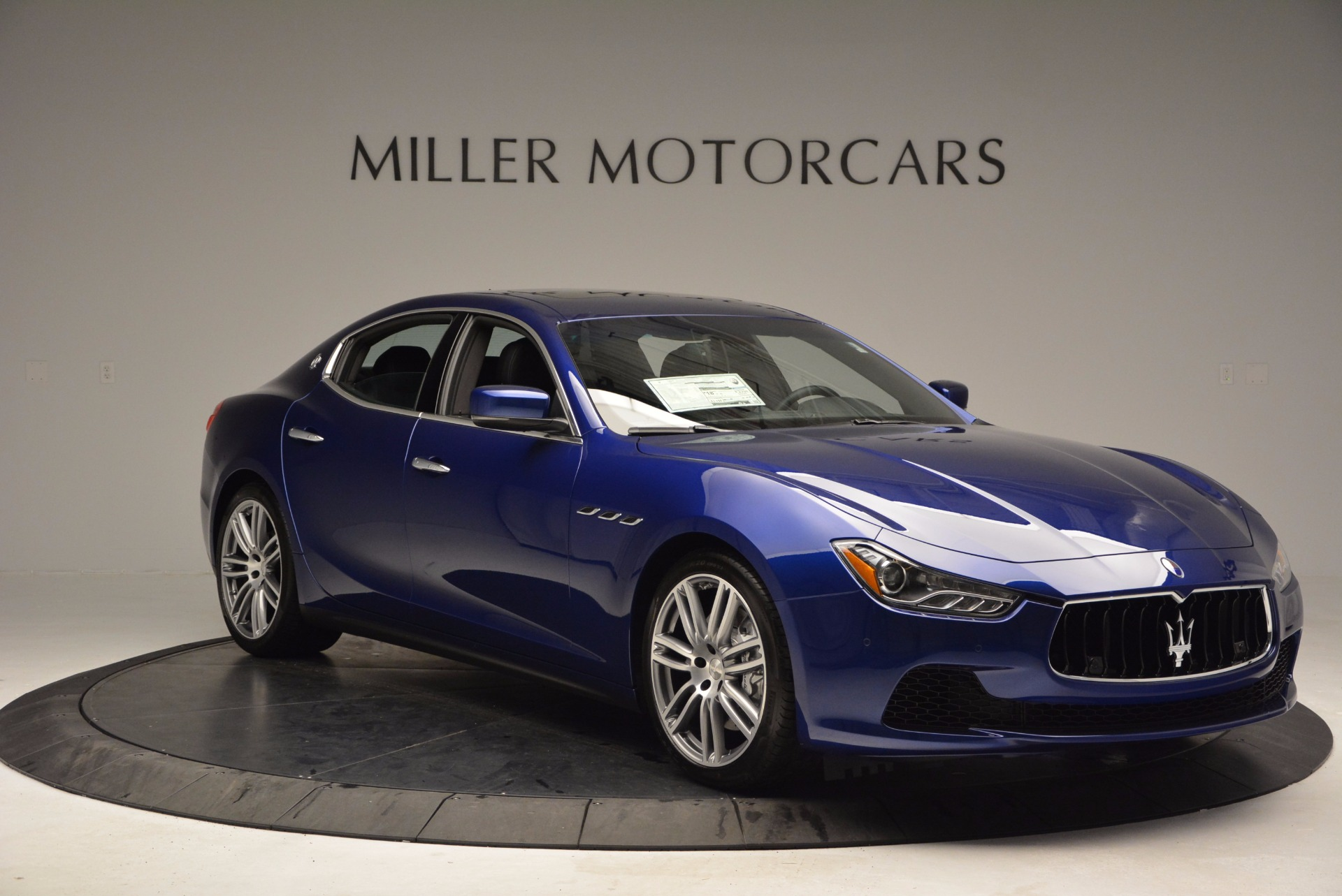 New 2017 Maserati Ghibli S Q4 For Sale In Greenwich, CT 1049_p11