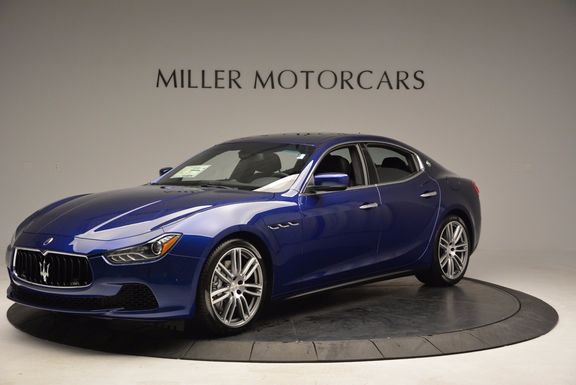 New 2017 Maserati Ghibli S Q4 For Sale In Greenwich, CT 1049_p2