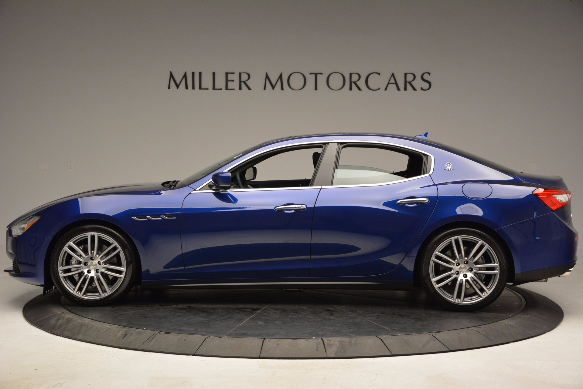 New 2017 Maserati Ghibli S Q4 For Sale In Greenwich, CT 1049_p3