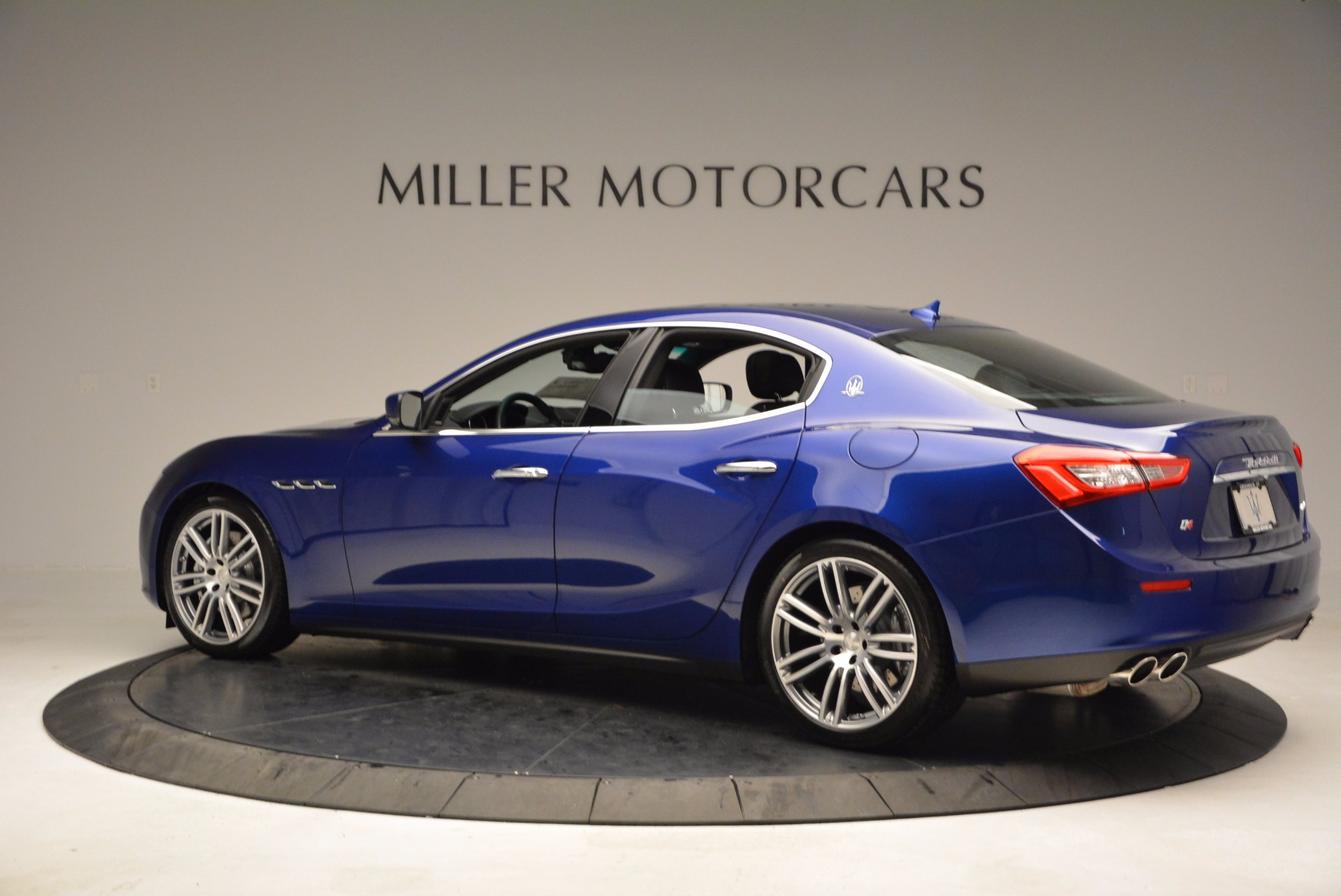 New 2017 Maserati Ghibli S Q4 For Sale In Greenwich, CT 1049_p4
