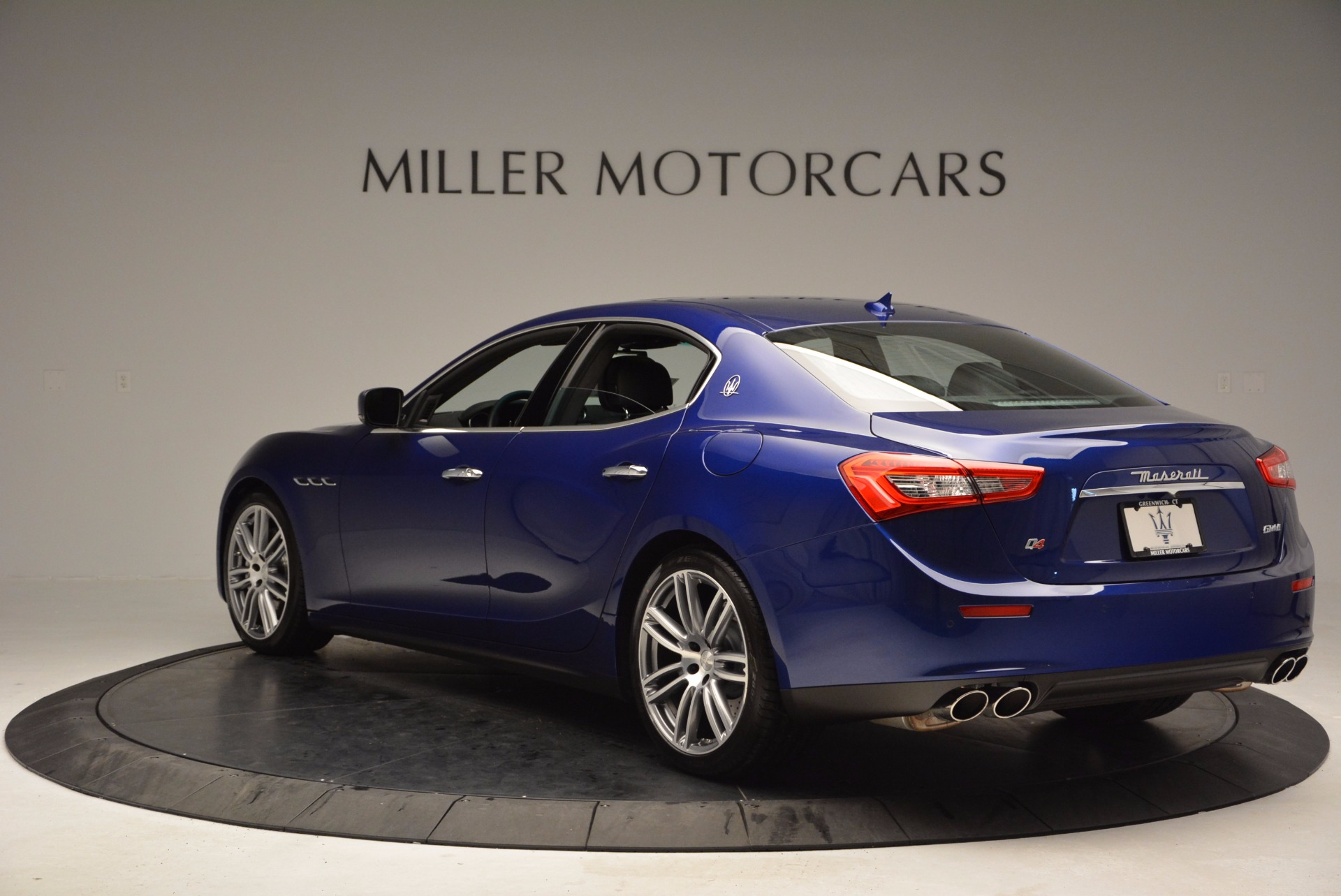 New 2017 Maserati Ghibli S Q4 For Sale In Greenwich, CT 1049_p5