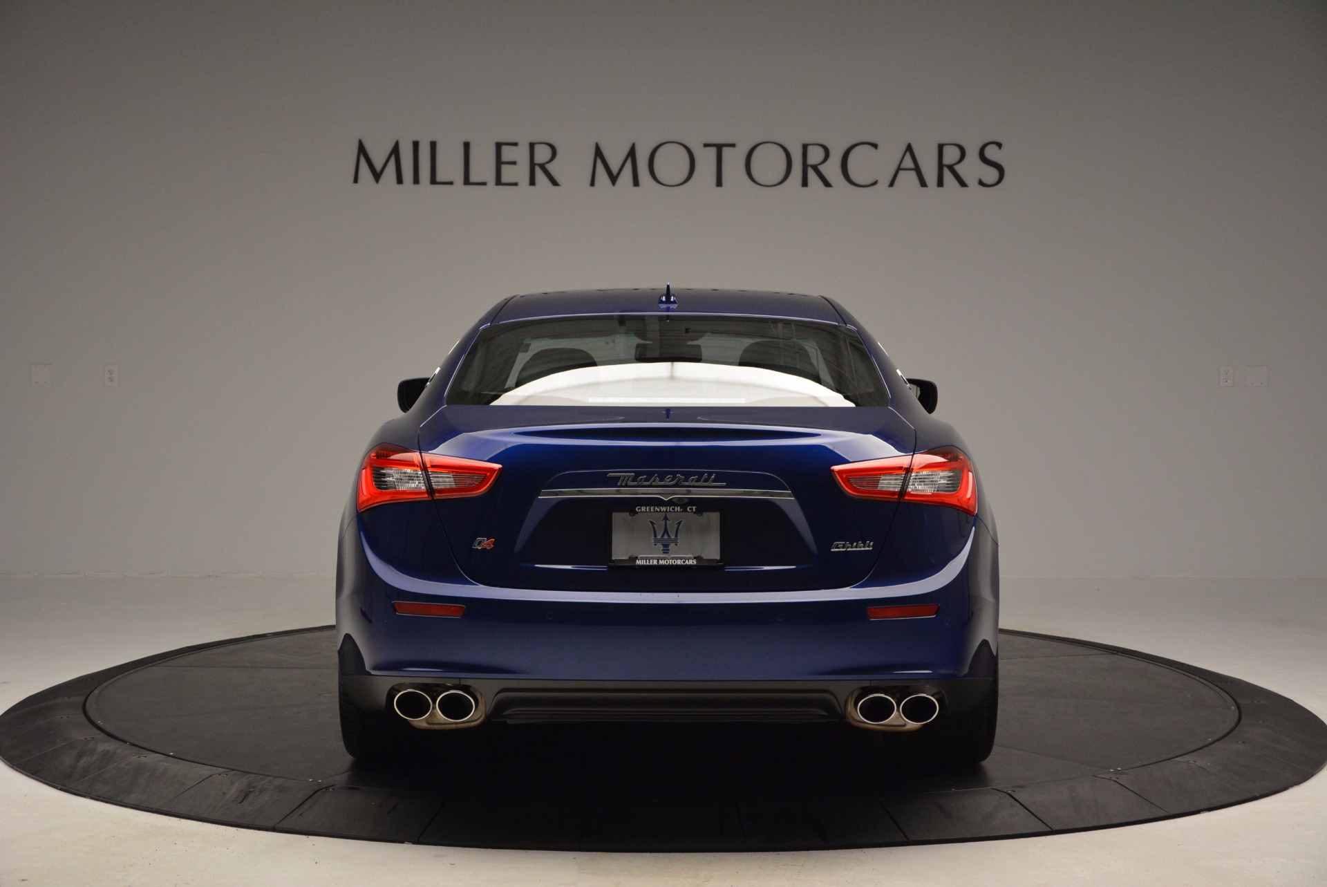 New 2017 Maserati Ghibli S Q4 For Sale In Greenwich, CT 1049_p6
