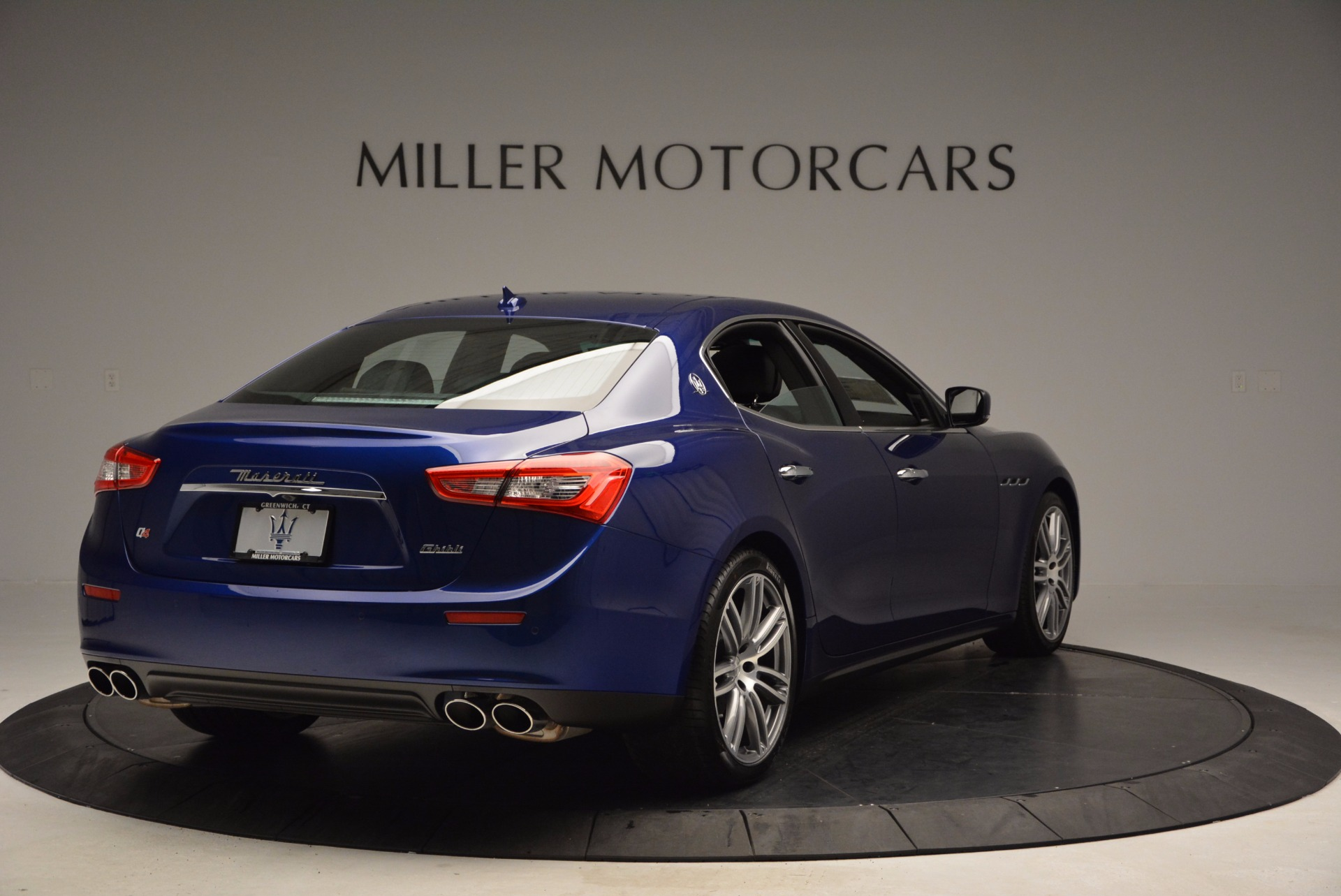 New 2017 Maserati Ghibli S Q4 For Sale In Greenwich, CT 1049_p7