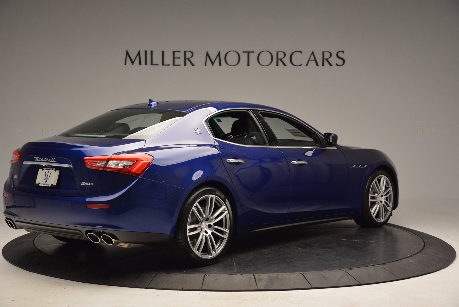 New 2017 Maserati Ghibli S Q4 For Sale In Greenwich, CT 1049_p8
