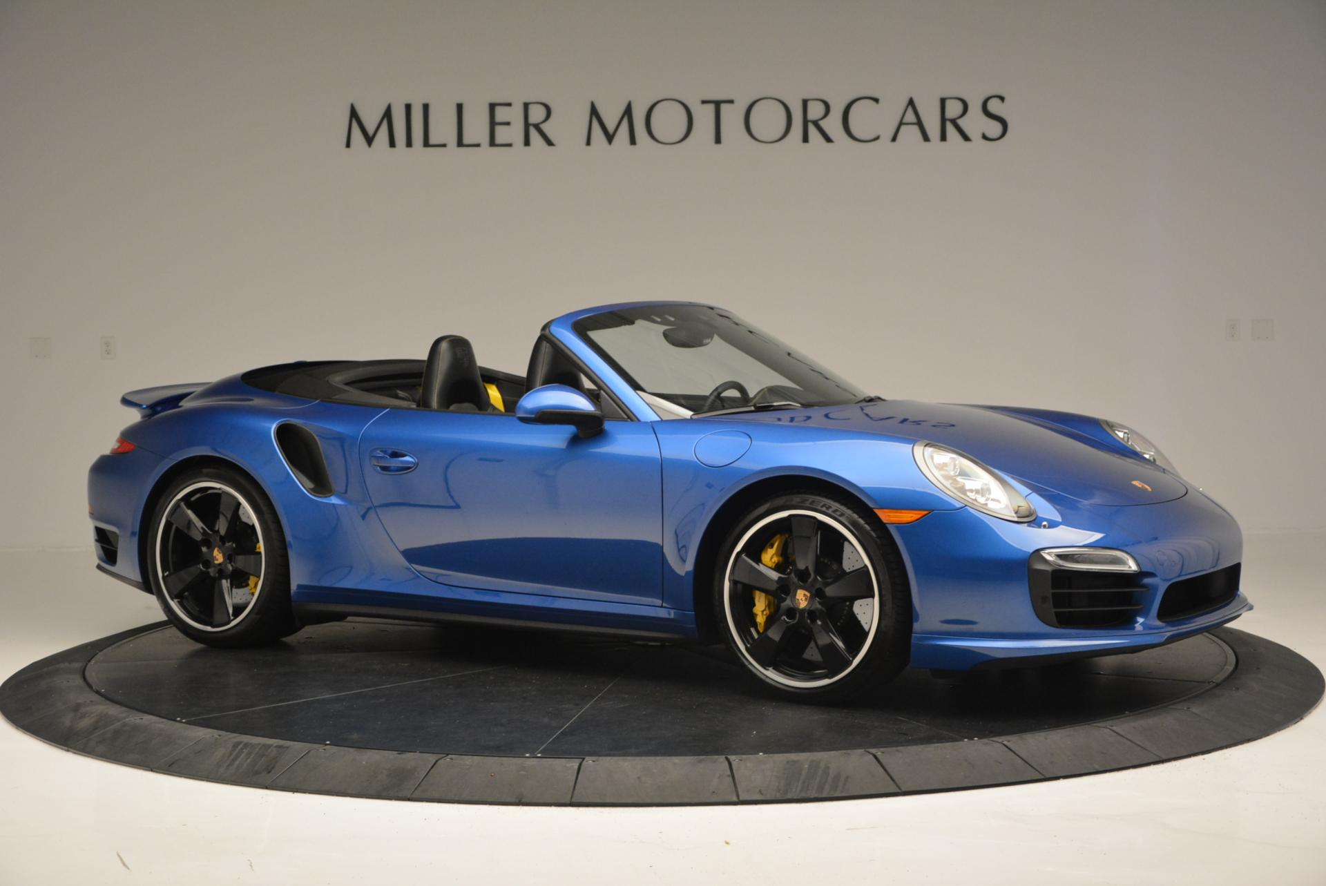 Used 2014 Porsche 911 Turbo S For Sale In Greenwich, CT 105_p11