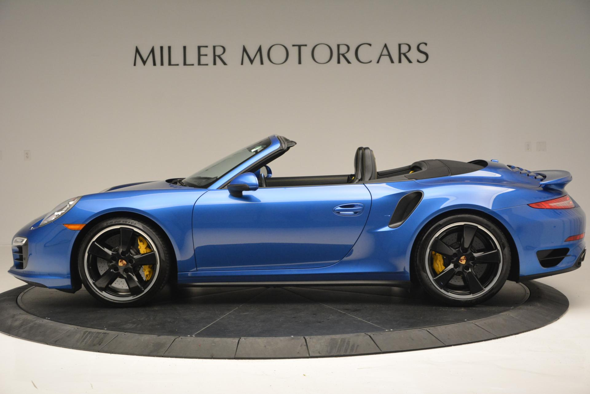 Used 2014 Porsche 911 Turbo S For Sale In Greenwich, CT 105_p3