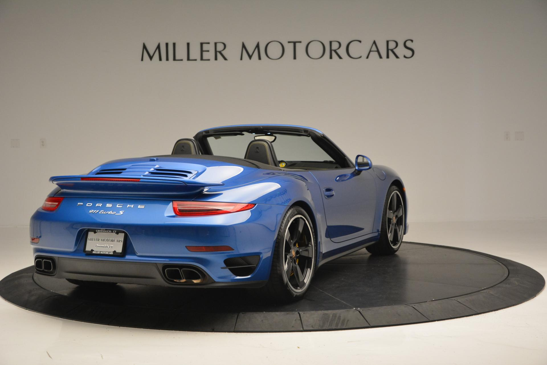 Used 2014 Porsche 911 Turbo S For Sale In Greenwich, CT 105_p7