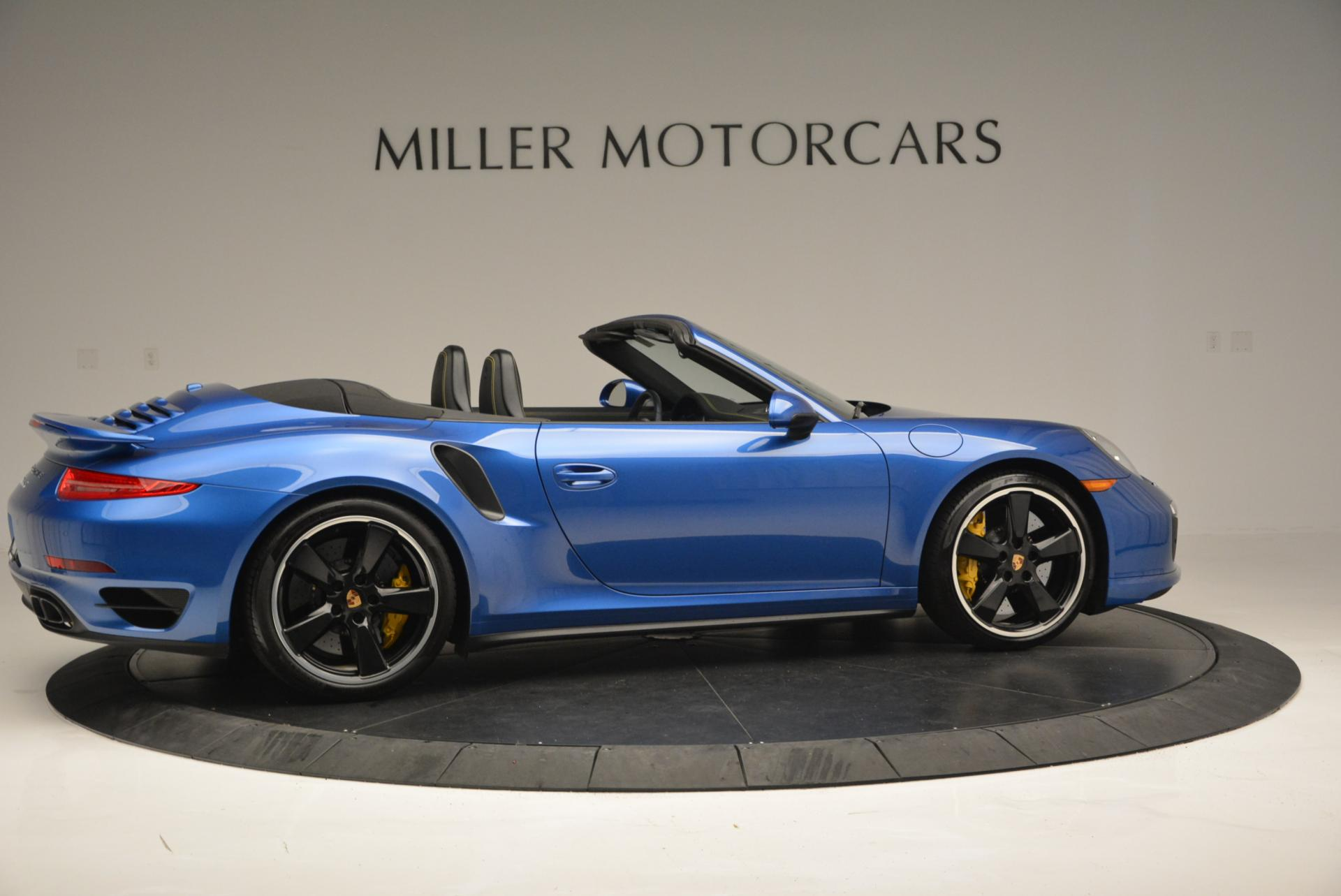 Used 2014 Porsche 911 Turbo S For Sale In Greenwich, CT 105_p9