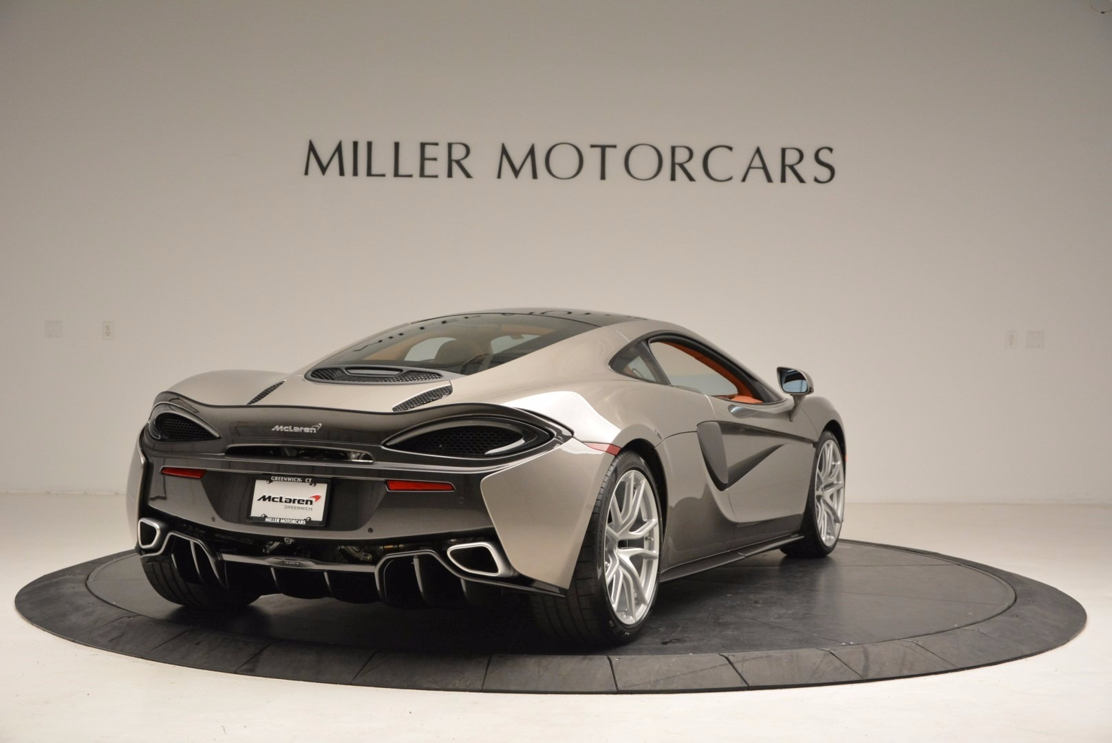 Used 2017 McLaren 570GT  For Sale In Greenwich, CT 1056_p7