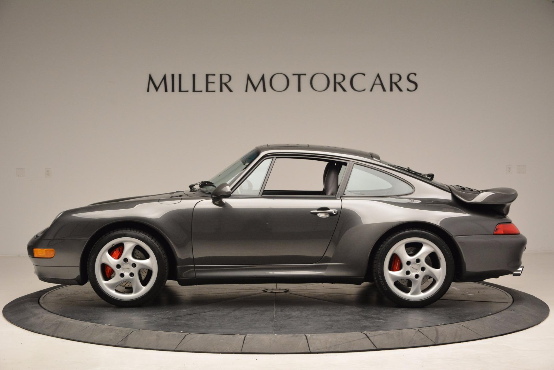 Used 1996 Porsche 911 Turbo For Sale In Greenwich, CT 1058_p3