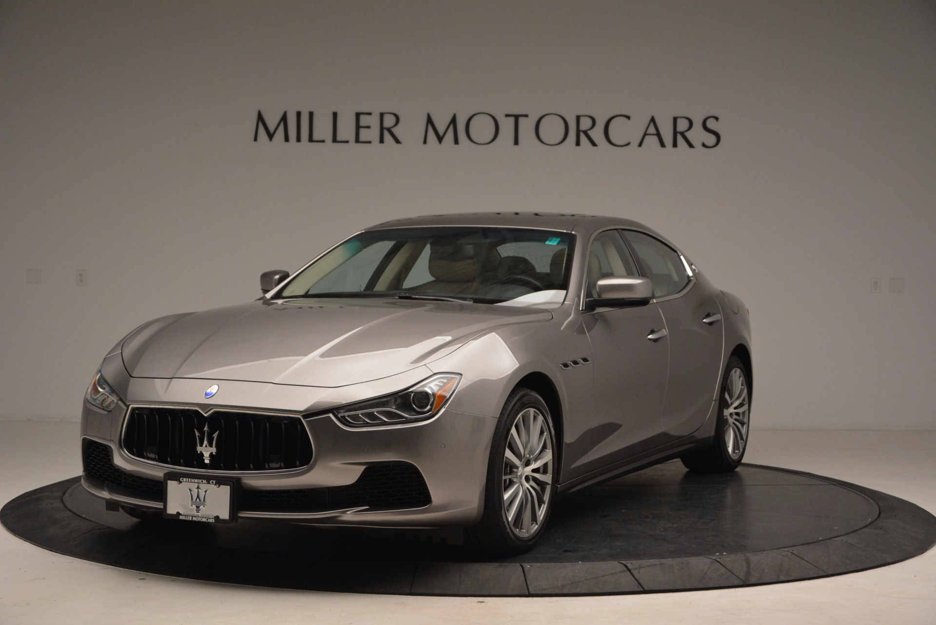 Used 2015 Maserati Ghibli S Q4 For Sale In Greenwich, CT