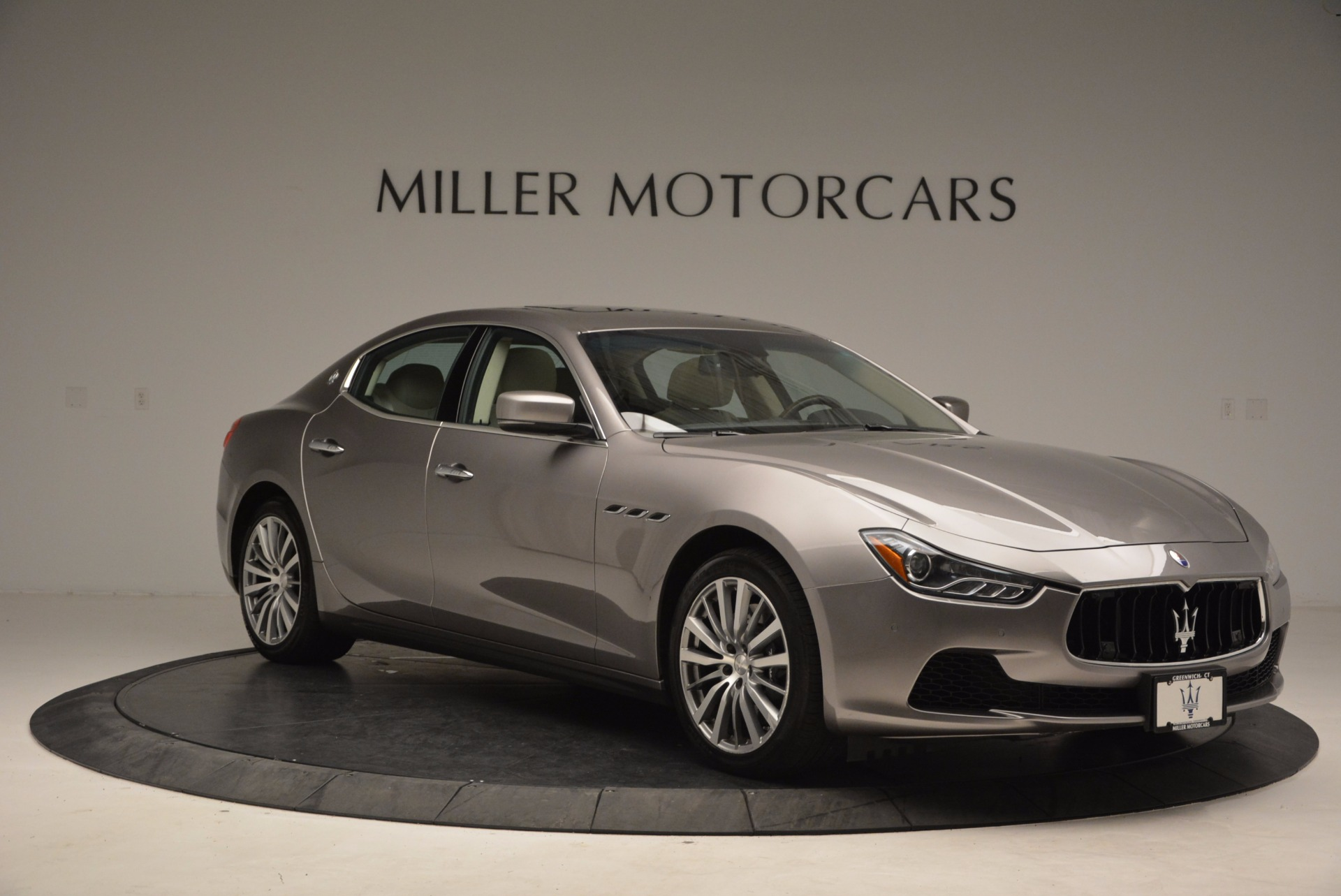 Used 2015 Maserati Ghibli S Q4 For Sale In Greenwich, CT 1059_p11
