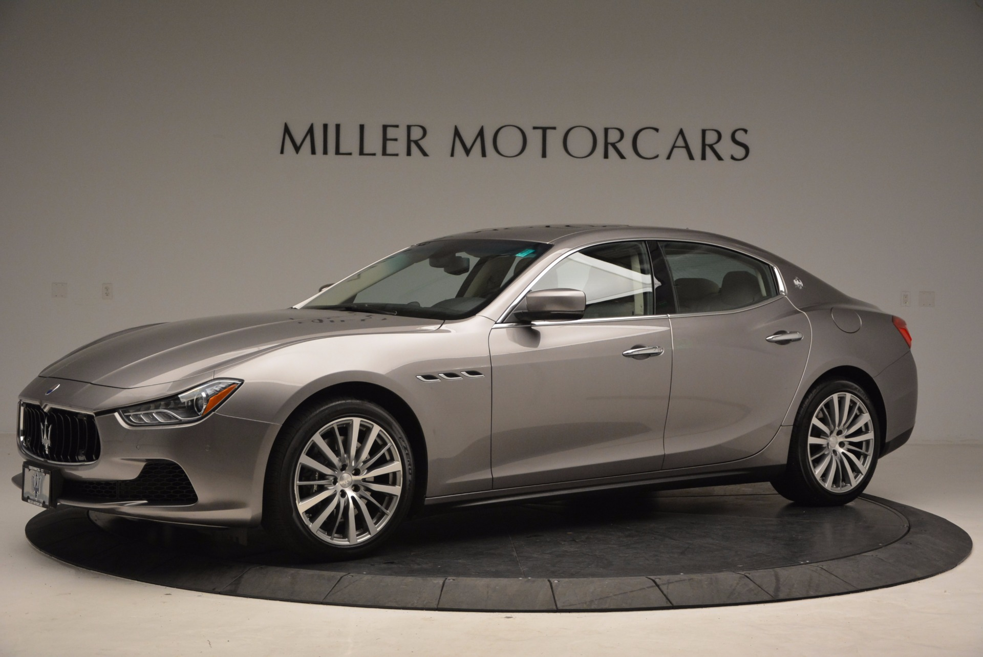 Used 2015 Maserati Ghibli S Q4 For Sale In Greenwich, CT 1059_p2