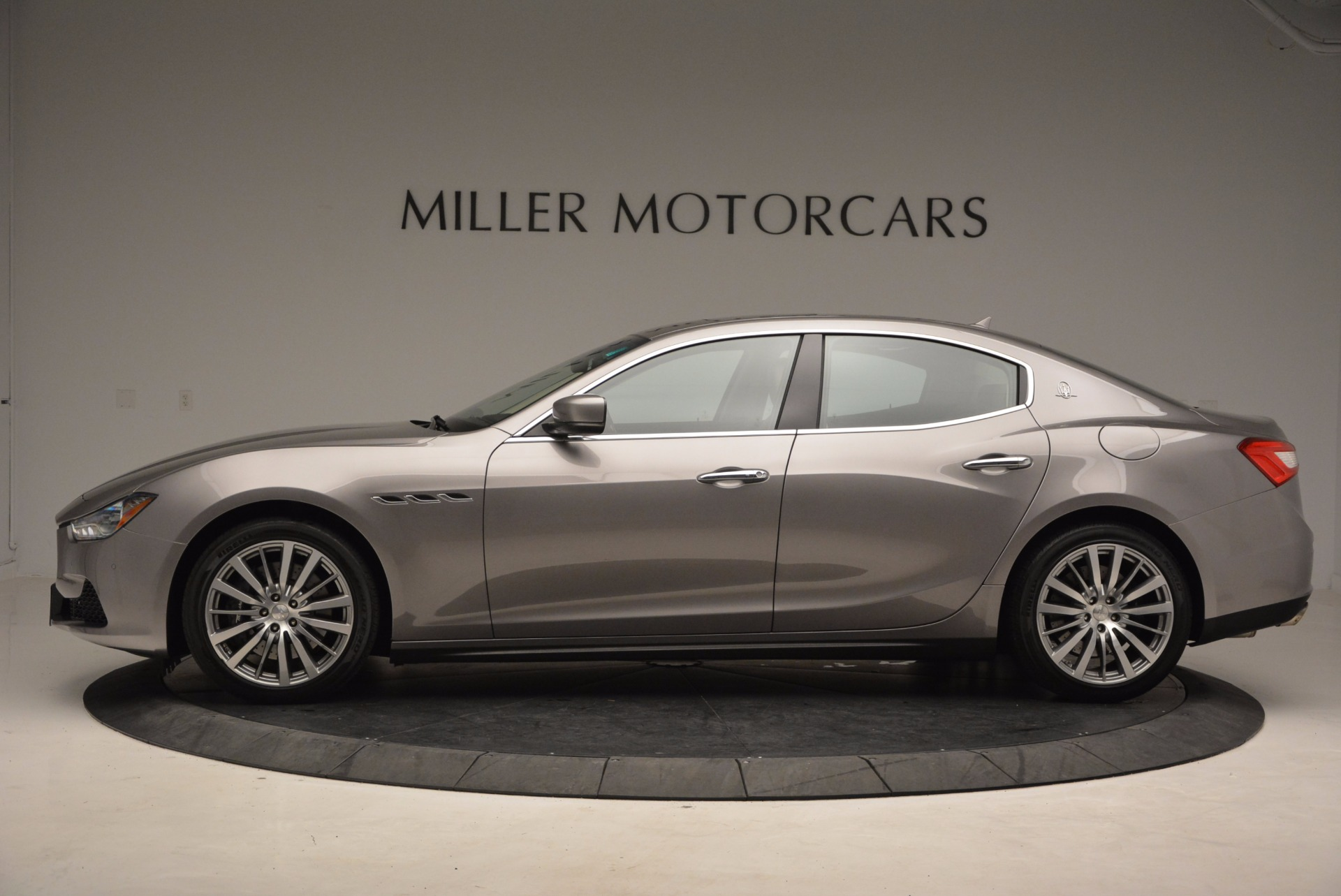 Used 2015 Maserati Ghibli S Q4 For Sale In Greenwich, CT 1059_p3