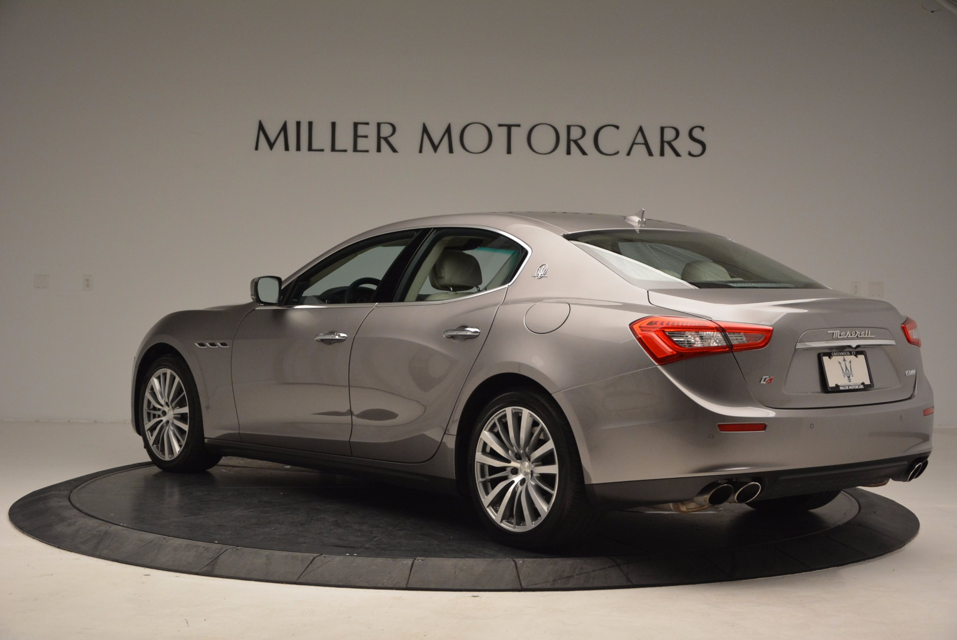 Used 2015 Maserati Ghibli S Q4 For Sale In Greenwich, CT 1059_p5