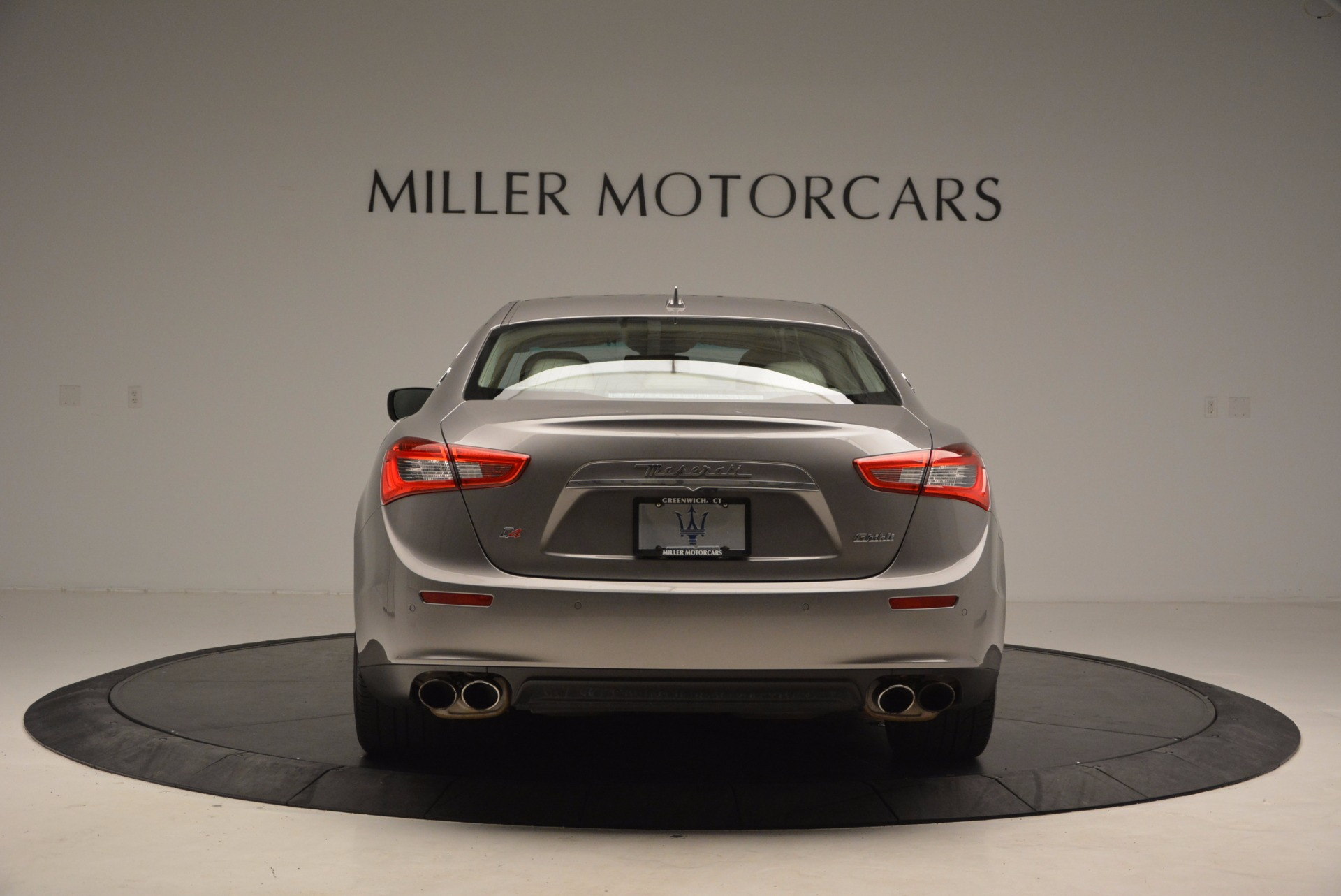 Used 2015 Maserati Ghibli S Q4 For Sale In Greenwich, CT 1059_p6