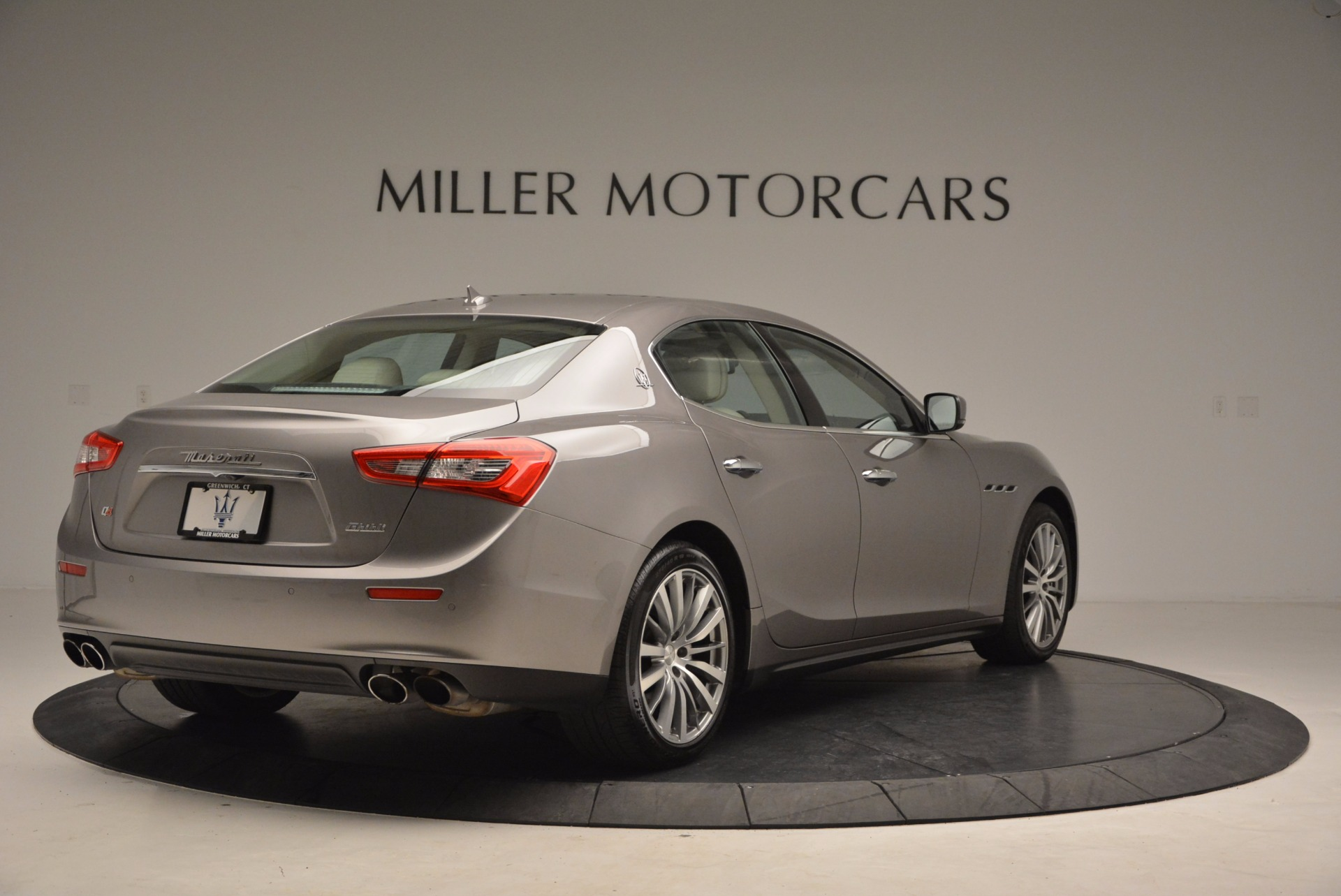 Used 2015 Maserati Ghibli S Q4 For Sale In Greenwich, CT 1059_p7