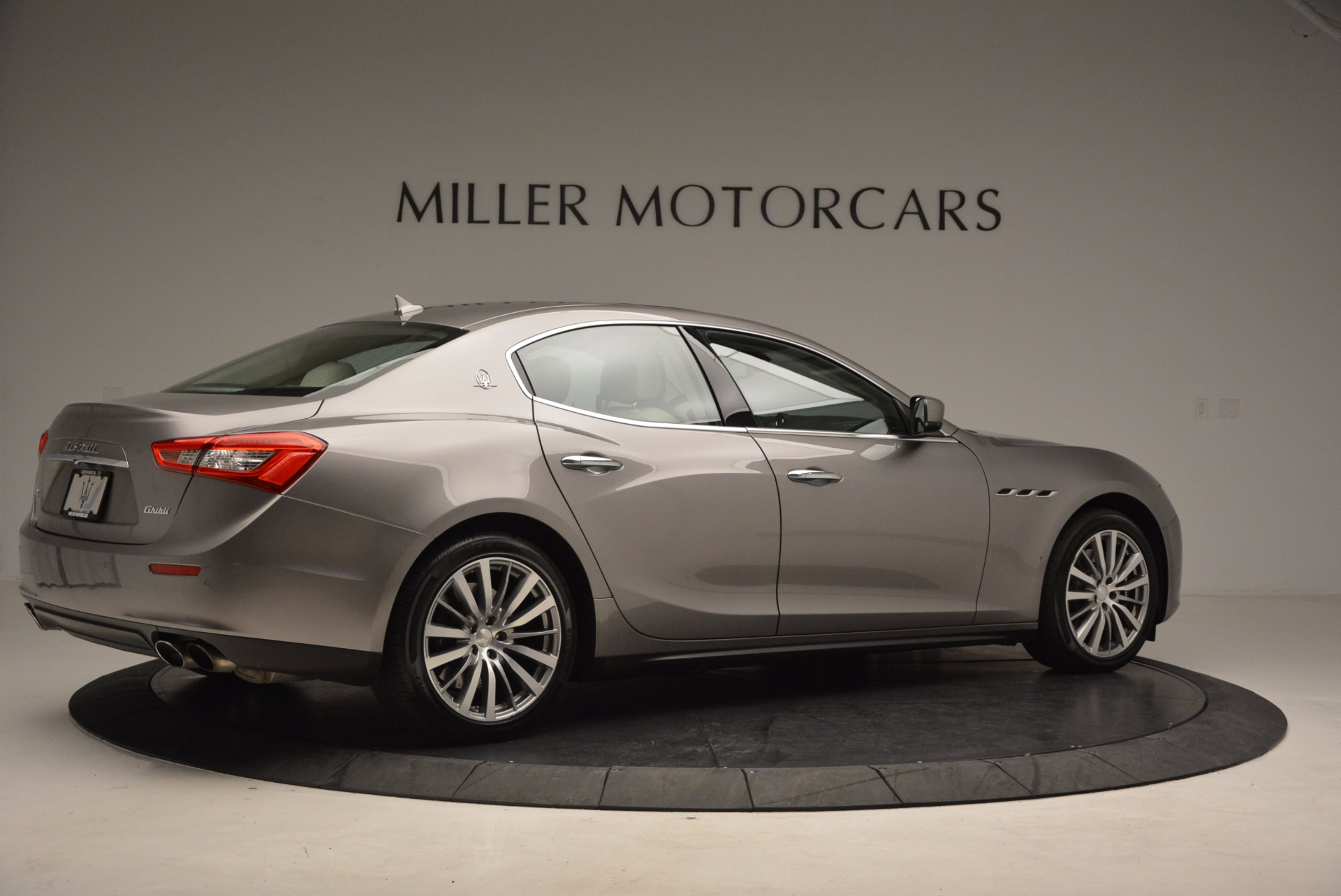 Used 2015 Maserati Ghibli S Q4 For Sale In Greenwich, CT 1059_p8