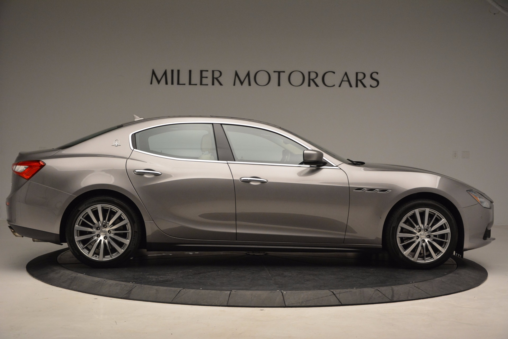 Used 2015 Maserati Ghibli S Q4 For Sale In Greenwich, CT 1059_p9