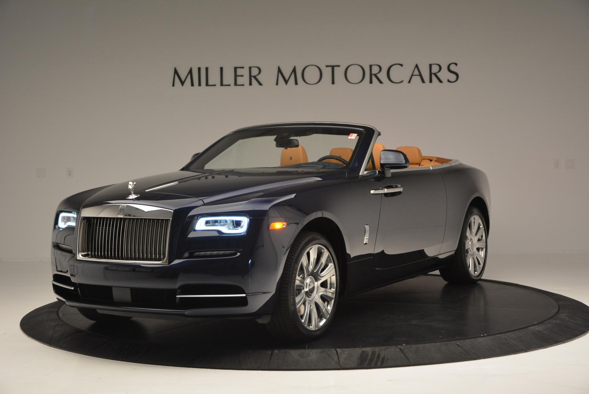 New 2016 Rolls-Royce Dawn  For Sale In Greenwich, CT 106_main