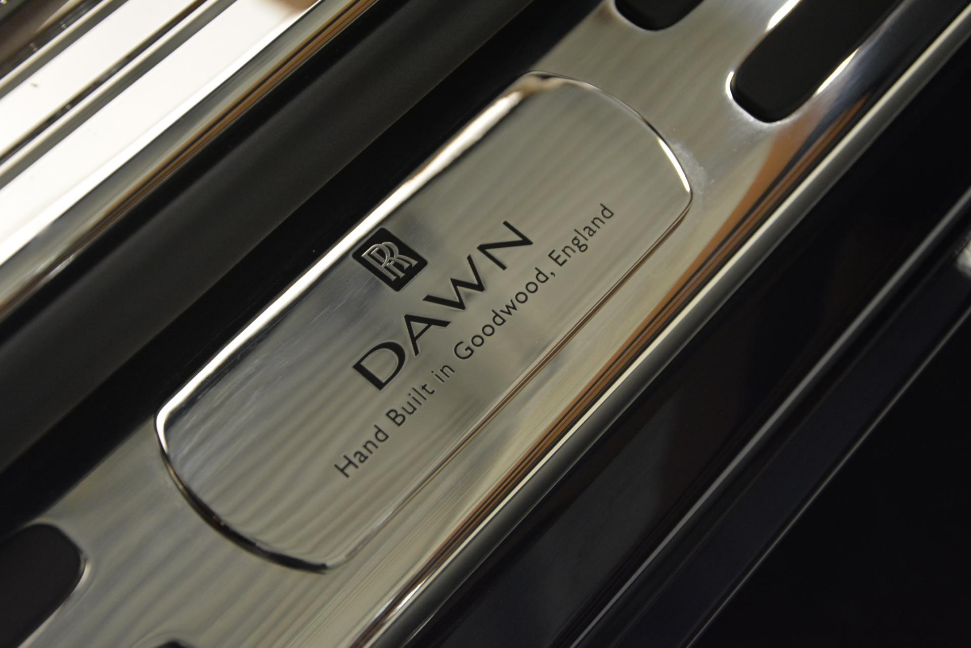 New 2016 Rolls-Royce Dawn  For Sale In Greenwich, CT 106_p20