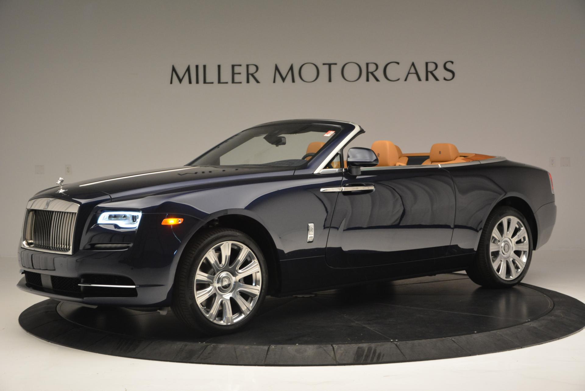 New 2016 Rolls-Royce Dawn  For Sale In Greenwich, CT 106_p2