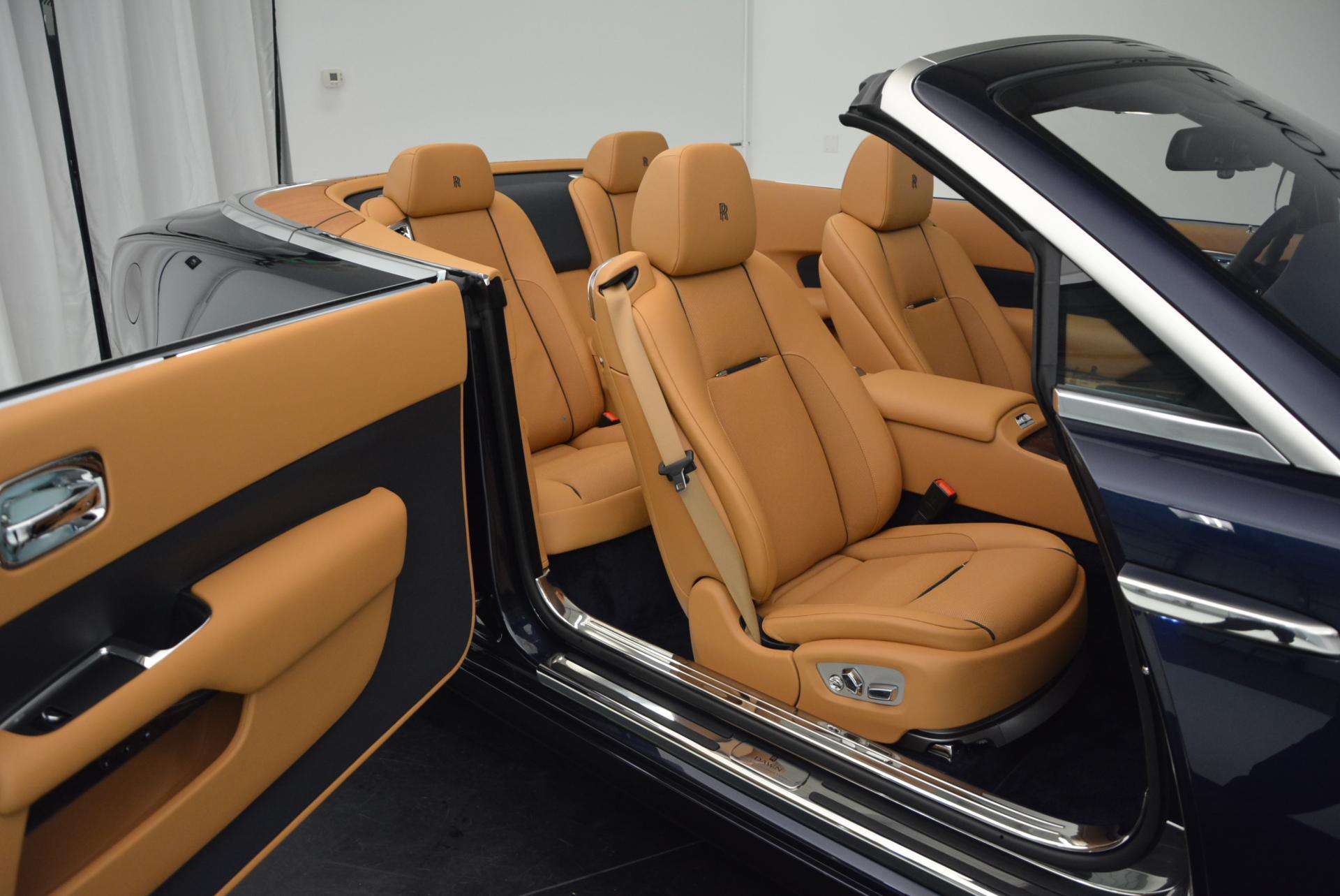 New 2016 Rolls-Royce Dawn  For Sale In Greenwich, CT 106_p35