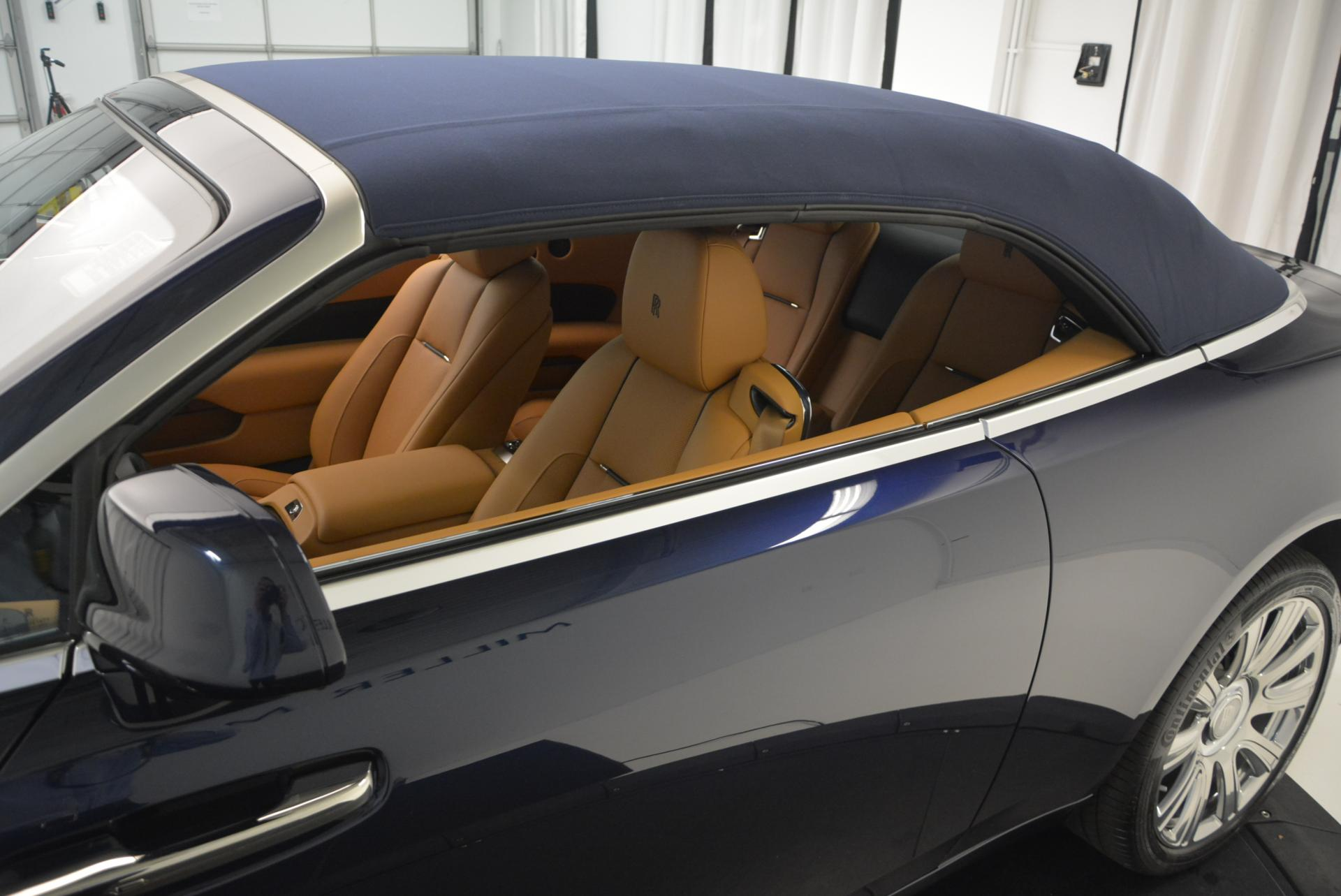 New 2016 Rolls-Royce Dawn  For Sale In Greenwich, CT 106_p41