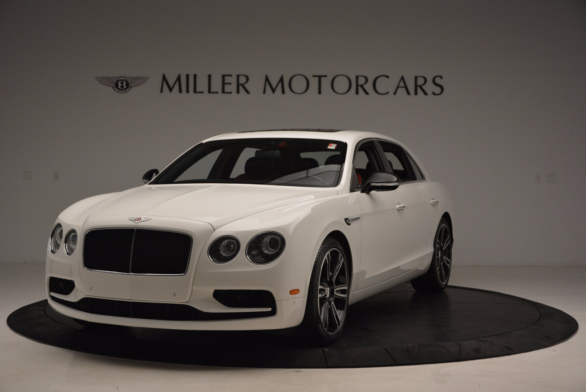 New 2017 Bentley Flying Spur V8 S For Sale In Greenwich, CT 1060_main