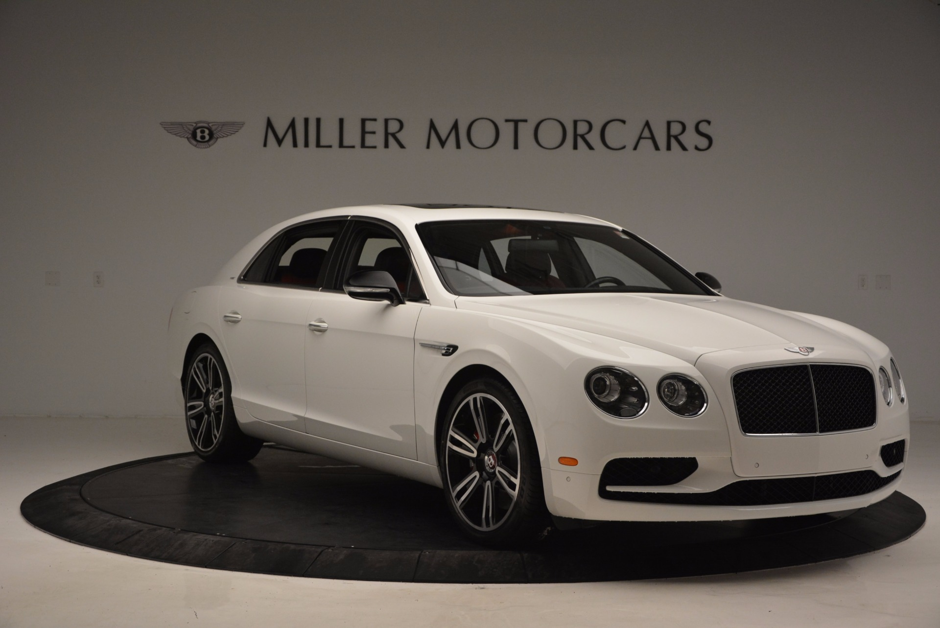 New 2017 Bentley Flying Spur V8 S For Sale In Greenwich, CT 1060_p11