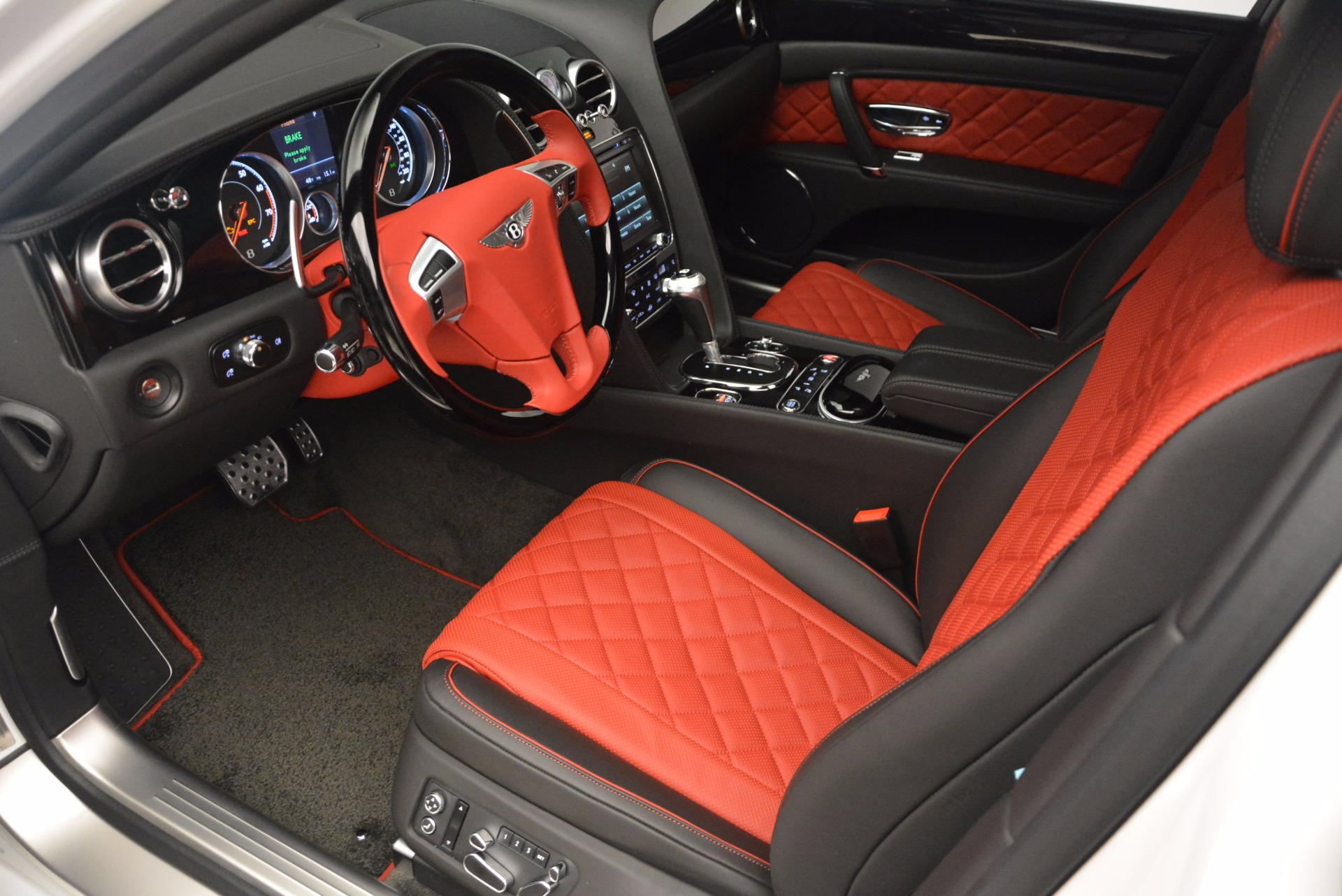 New 2017 Bentley Flying Spur V8 S For Sale In Greenwich, CT 1060_p26