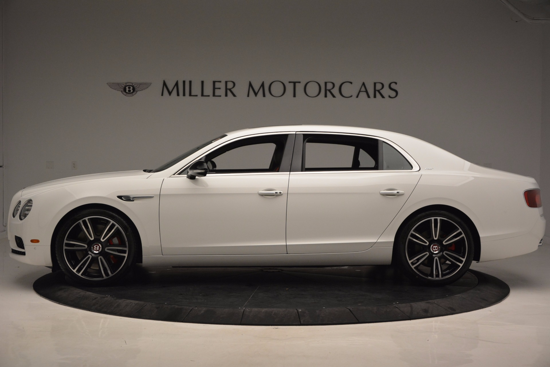 New 2017 Bentley Flying Spur V8 S For Sale In Greenwich, CT 1060_p3