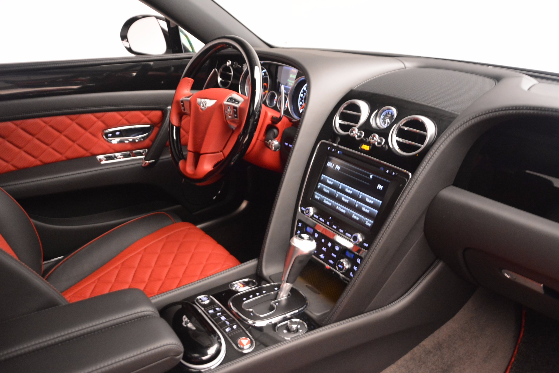 New 2017 Bentley Flying Spur V8 S For Sale In Greenwich, CT 1060_p40