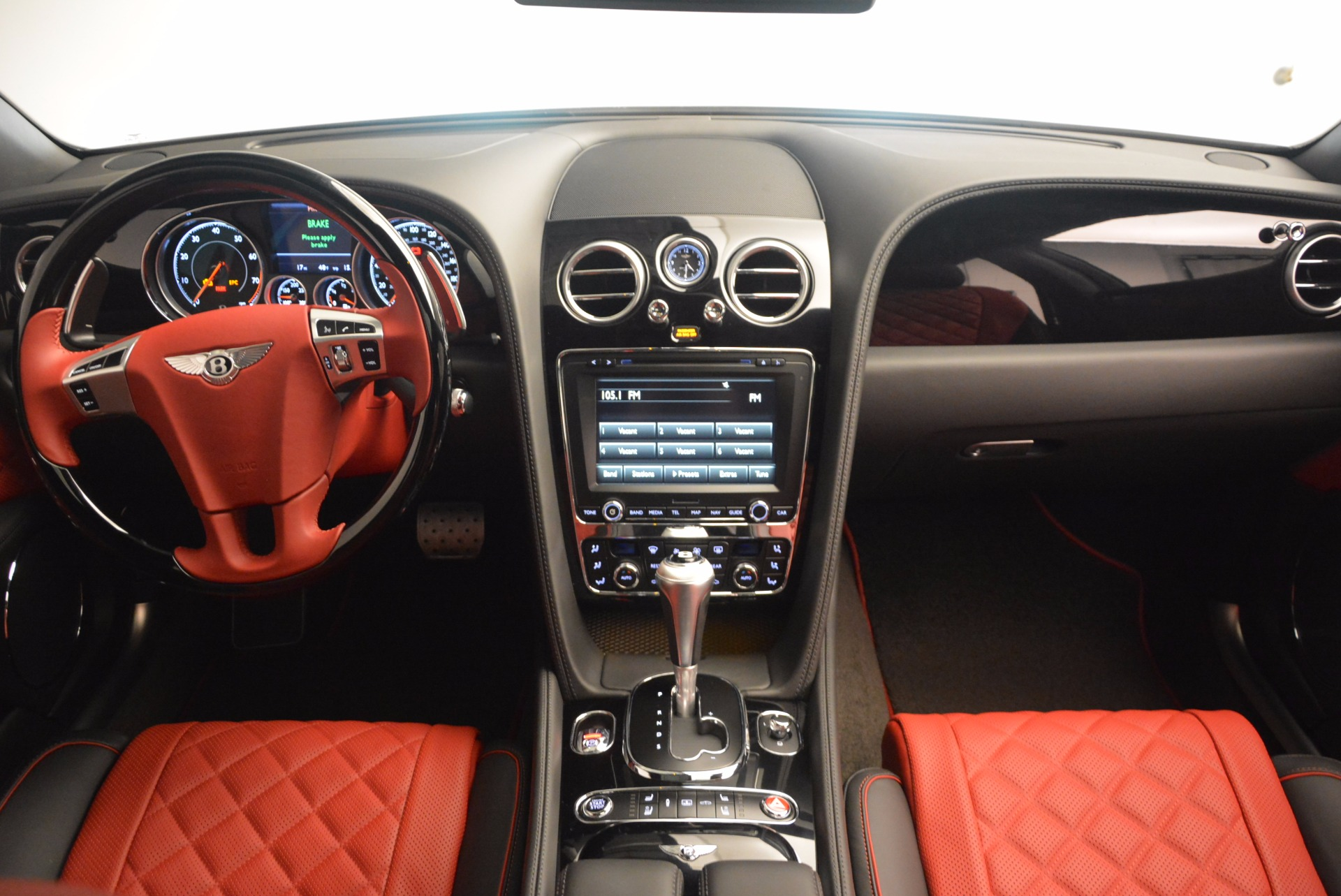 New 2017 Bentley Flying Spur V8 S For Sale In Greenwich, CT 1060_p49