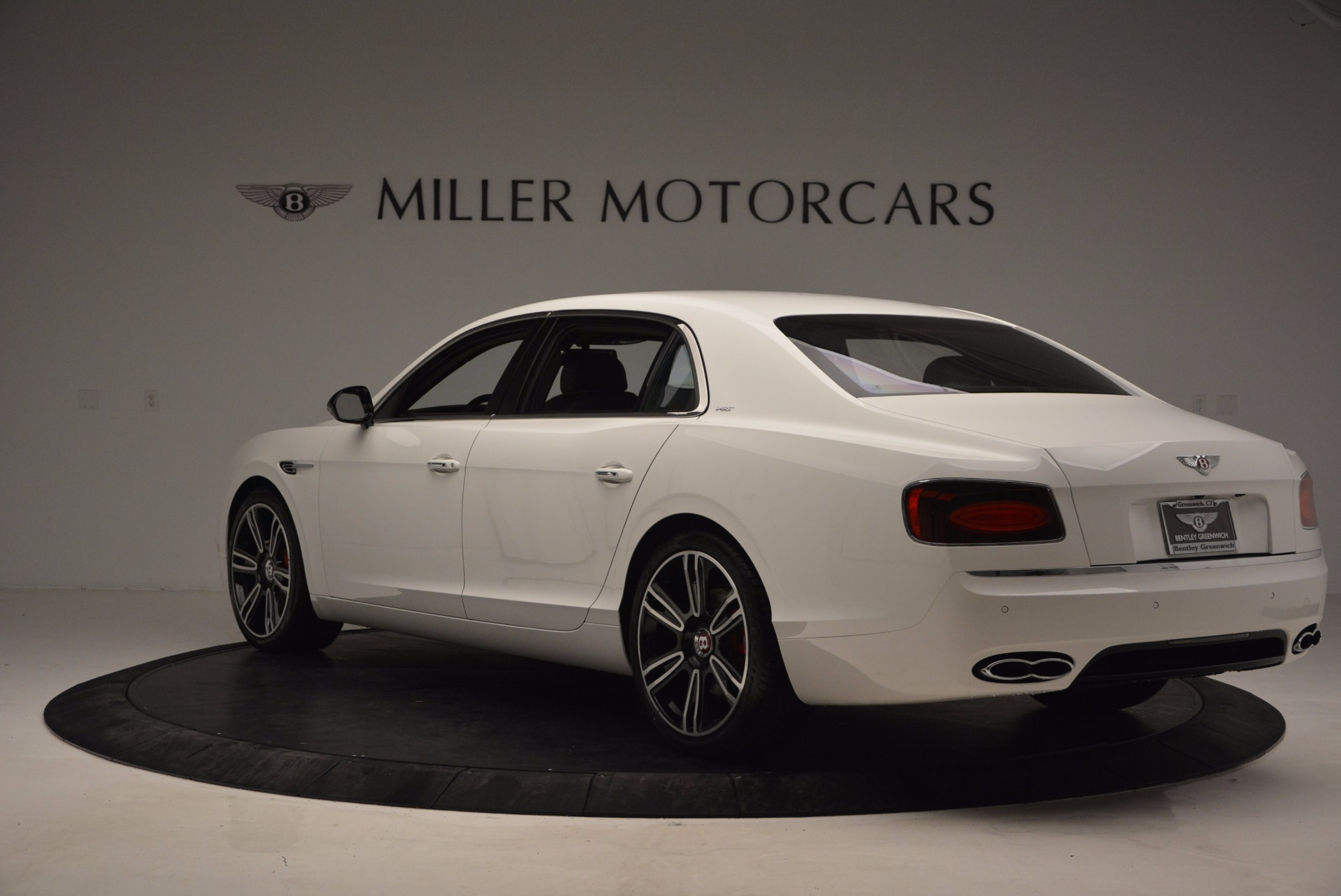 New 2017 Bentley Flying Spur V8 S For Sale In Greenwich, CT 1060_p4