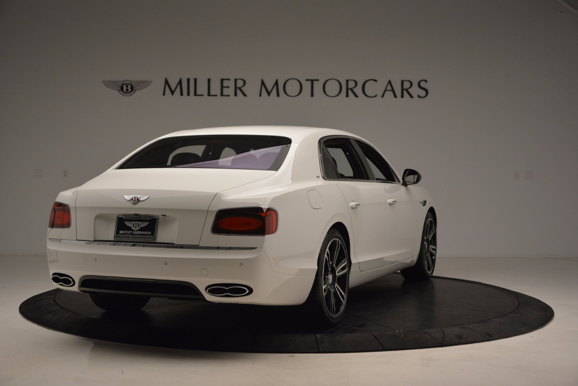 New 2017 Bentley Flying Spur V8 S For Sale In Greenwich, CT 1060_p6