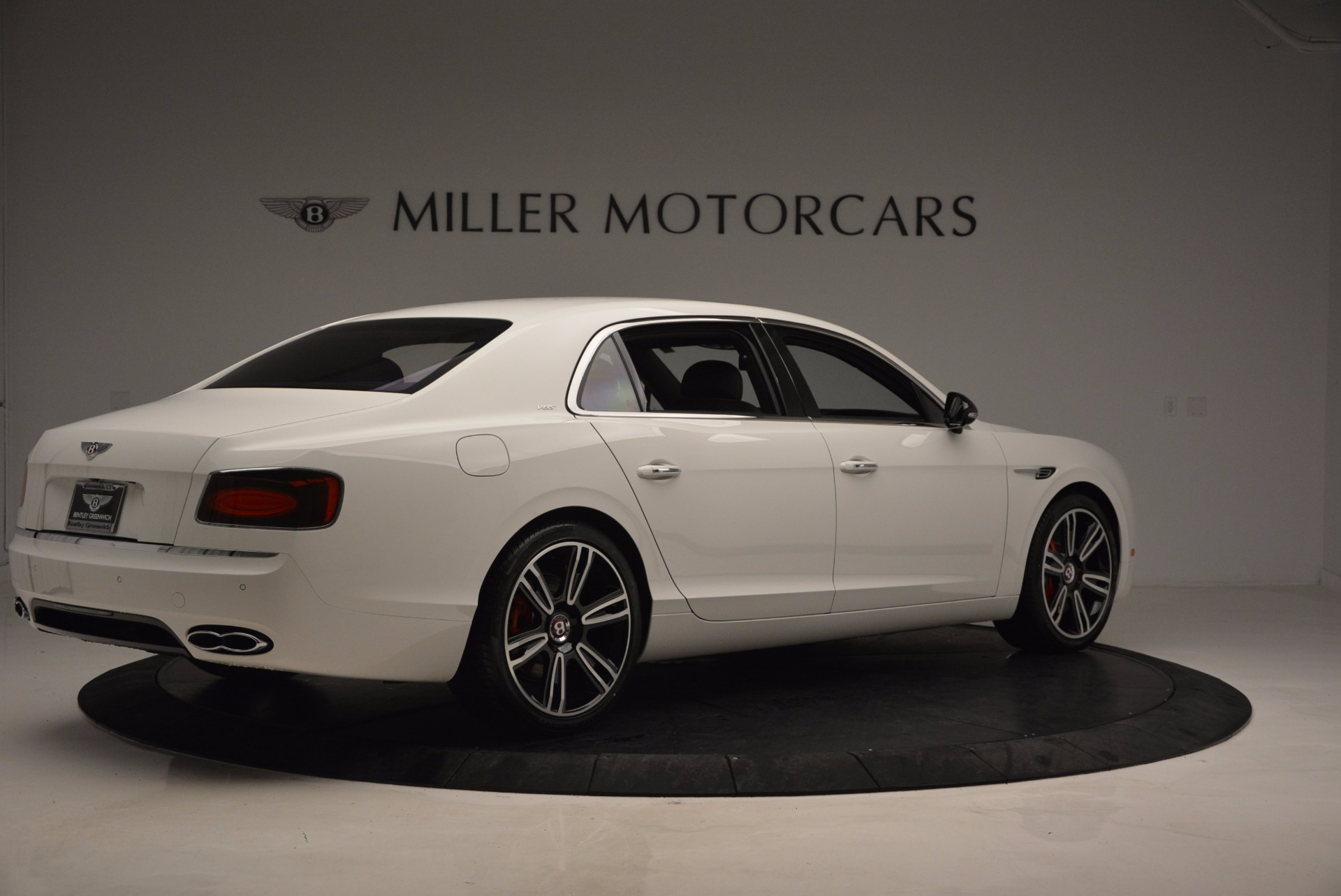 New 2017 Bentley Flying Spur V8 S For Sale In Greenwich, CT 1060_p7