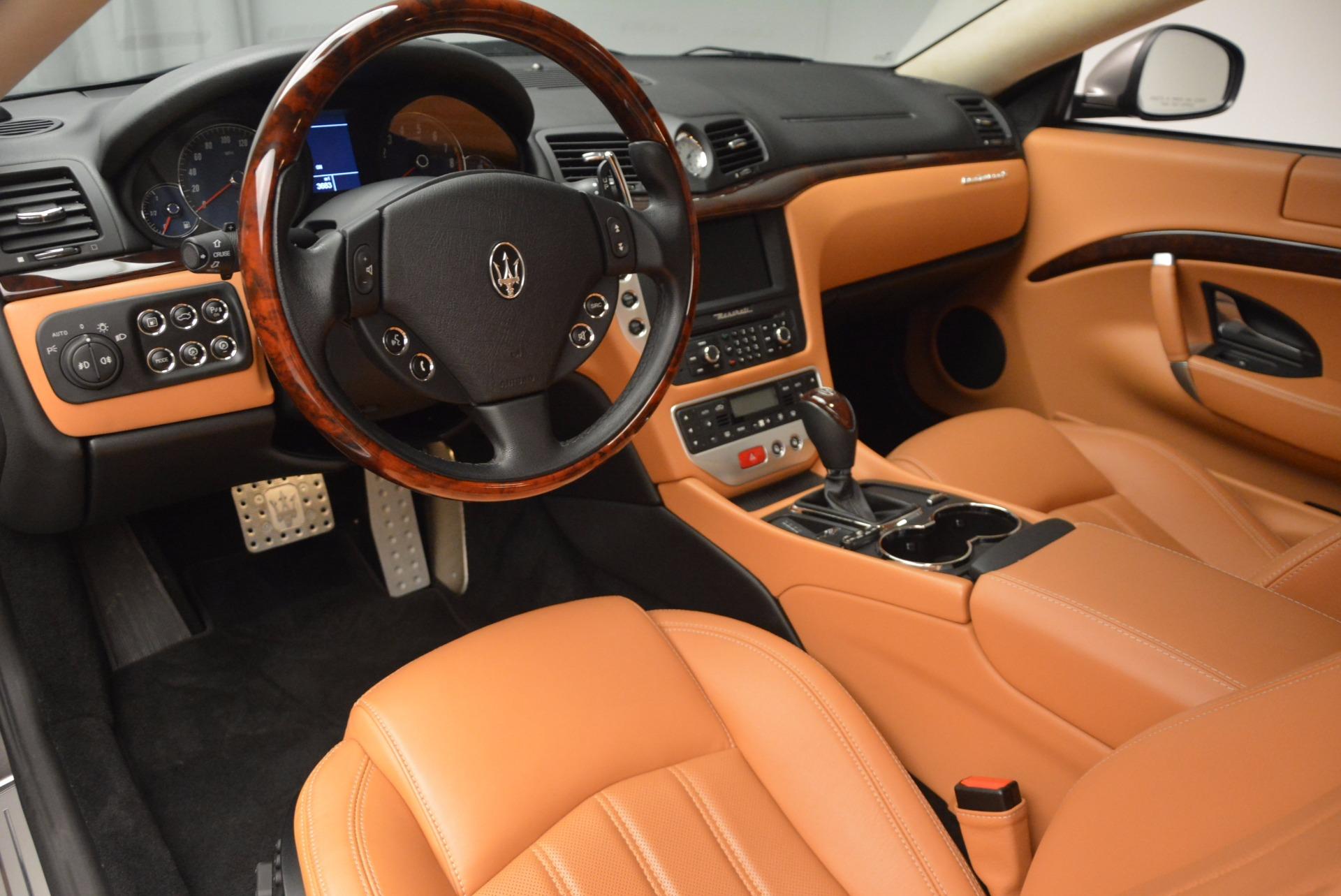 Used 2009 Maserati GranTurismo S For Sale In Greenwich, CT 1063_p13