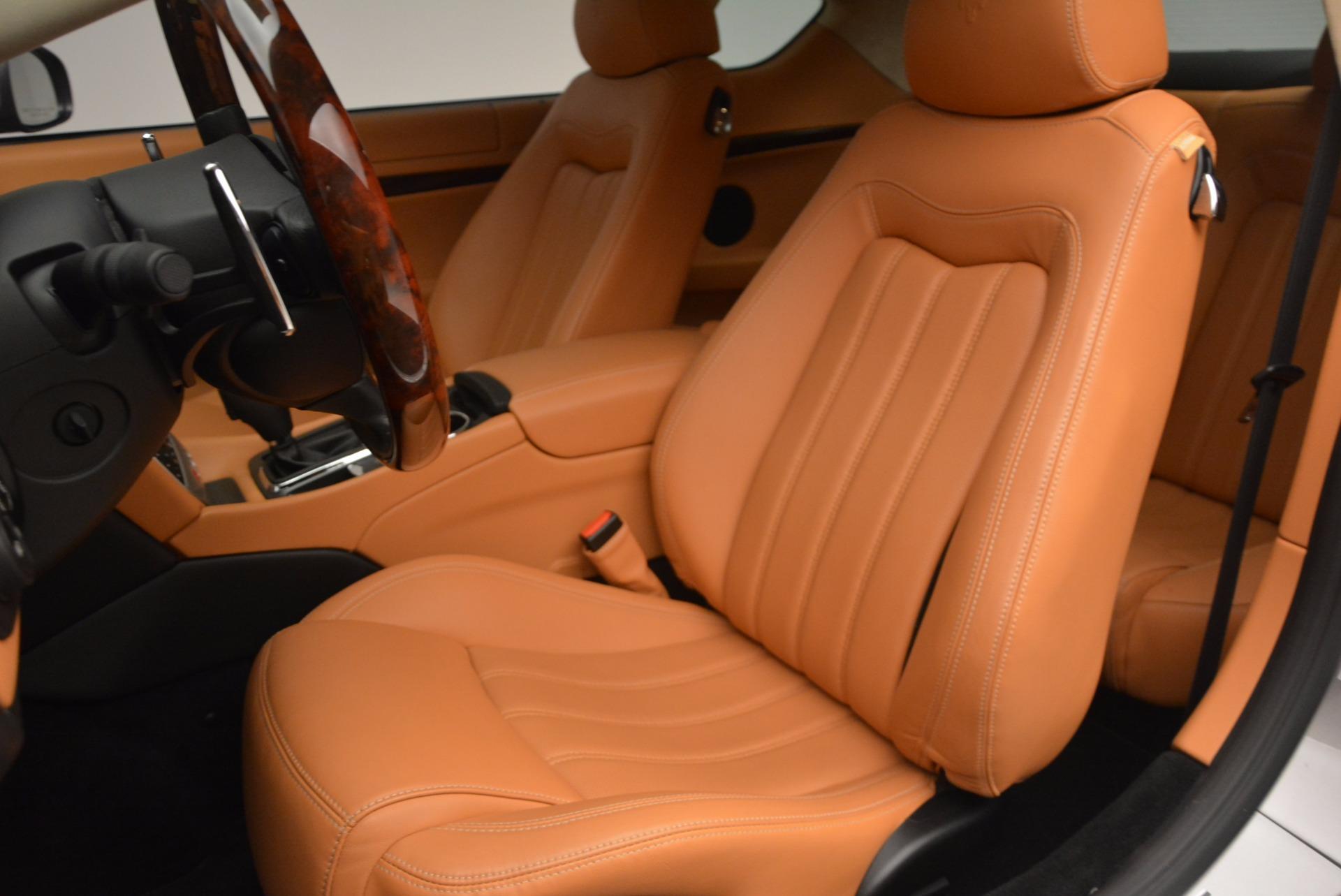 Used 2009 Maserati GranTurismo S For Sale In Greenwich, CT 1063_p15