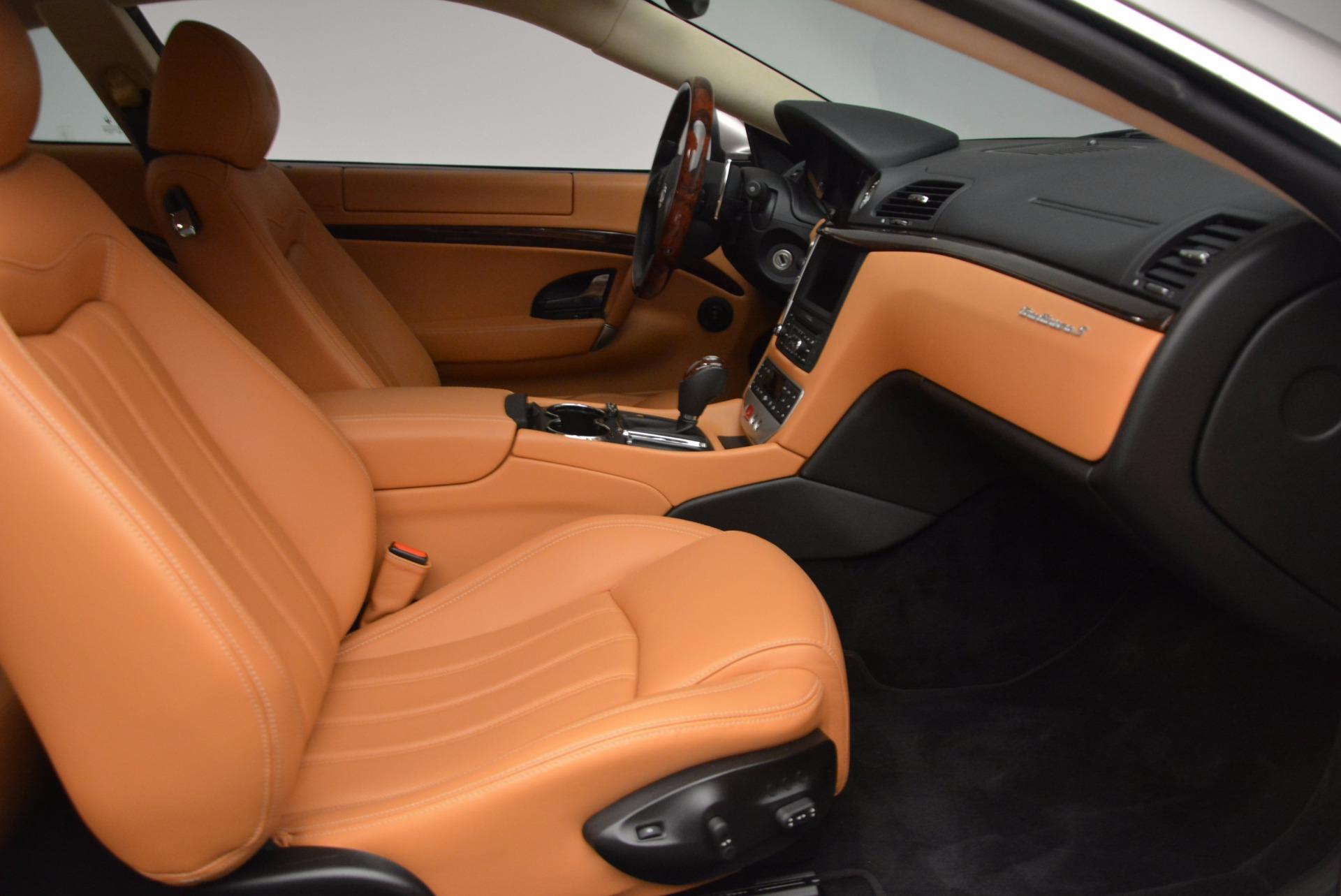 Used 2009 Maserati GranTurismo S For Sale In Greenwich, CT 1063_p18