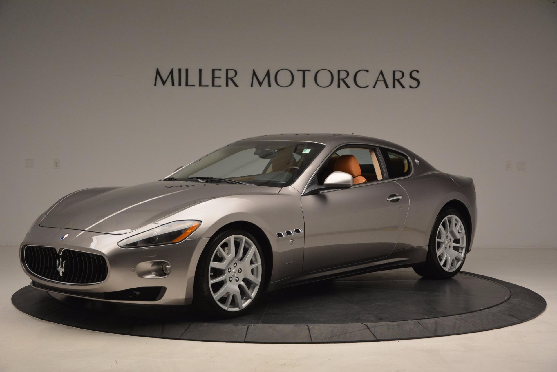 Used 2009 Maserati GranTurismo S For Sale In Greenwich, CT 1063_p2