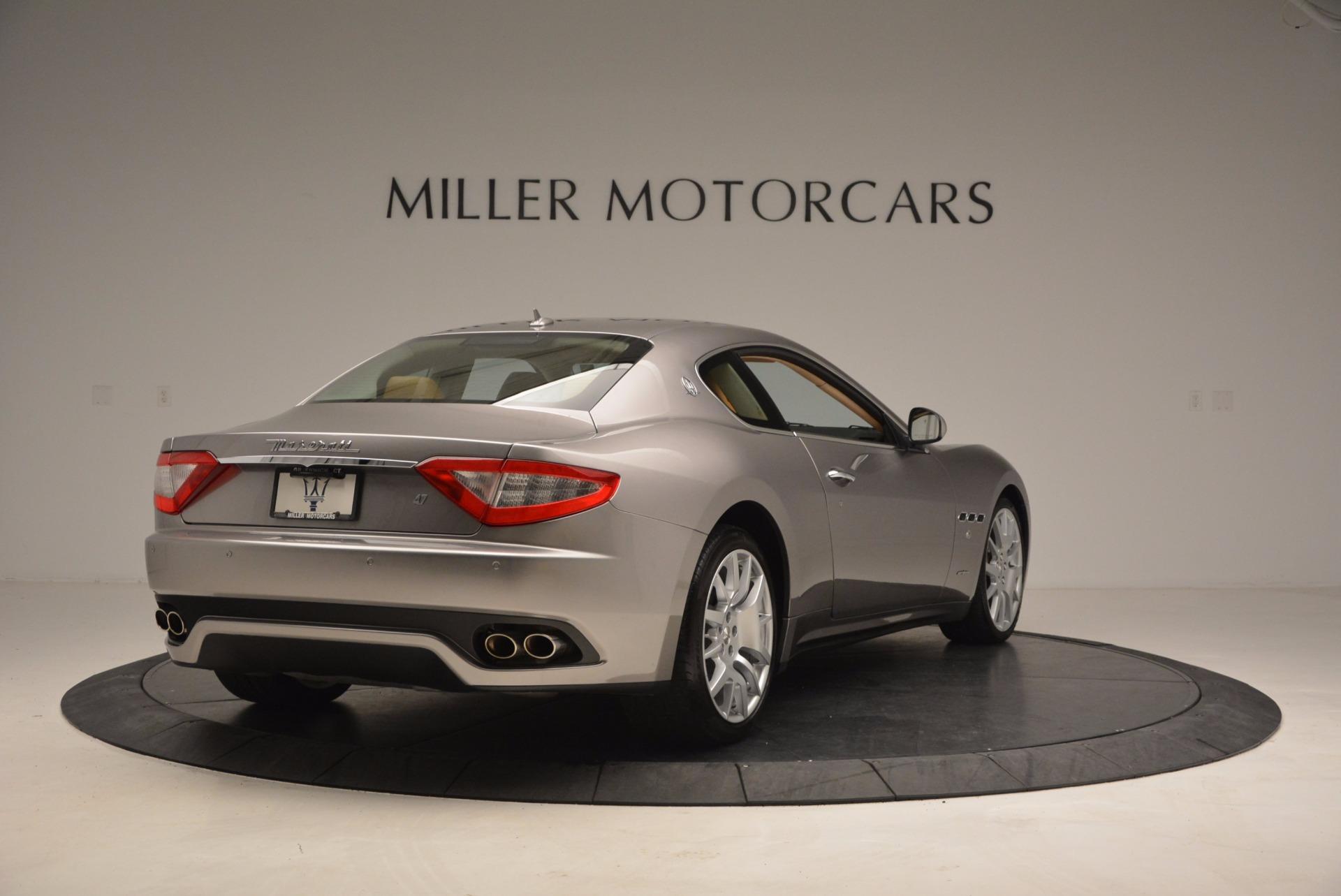 Used 2009 Maserati GranTurismo S For Sale In Greenwich, CT 1063_p7