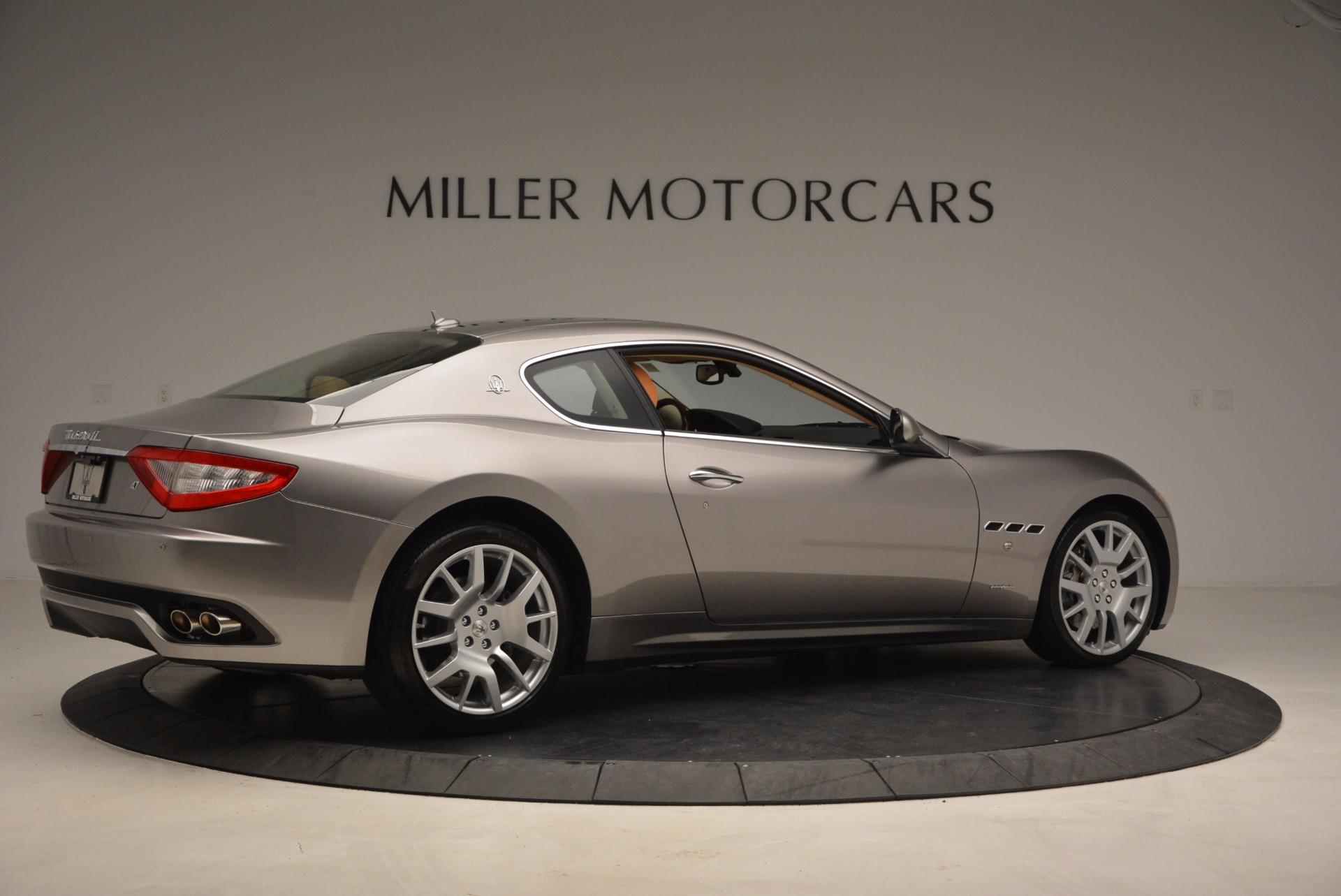Used 2009 Maserati GranTurismo S For Sale In Greenwich, CT 1063_p8