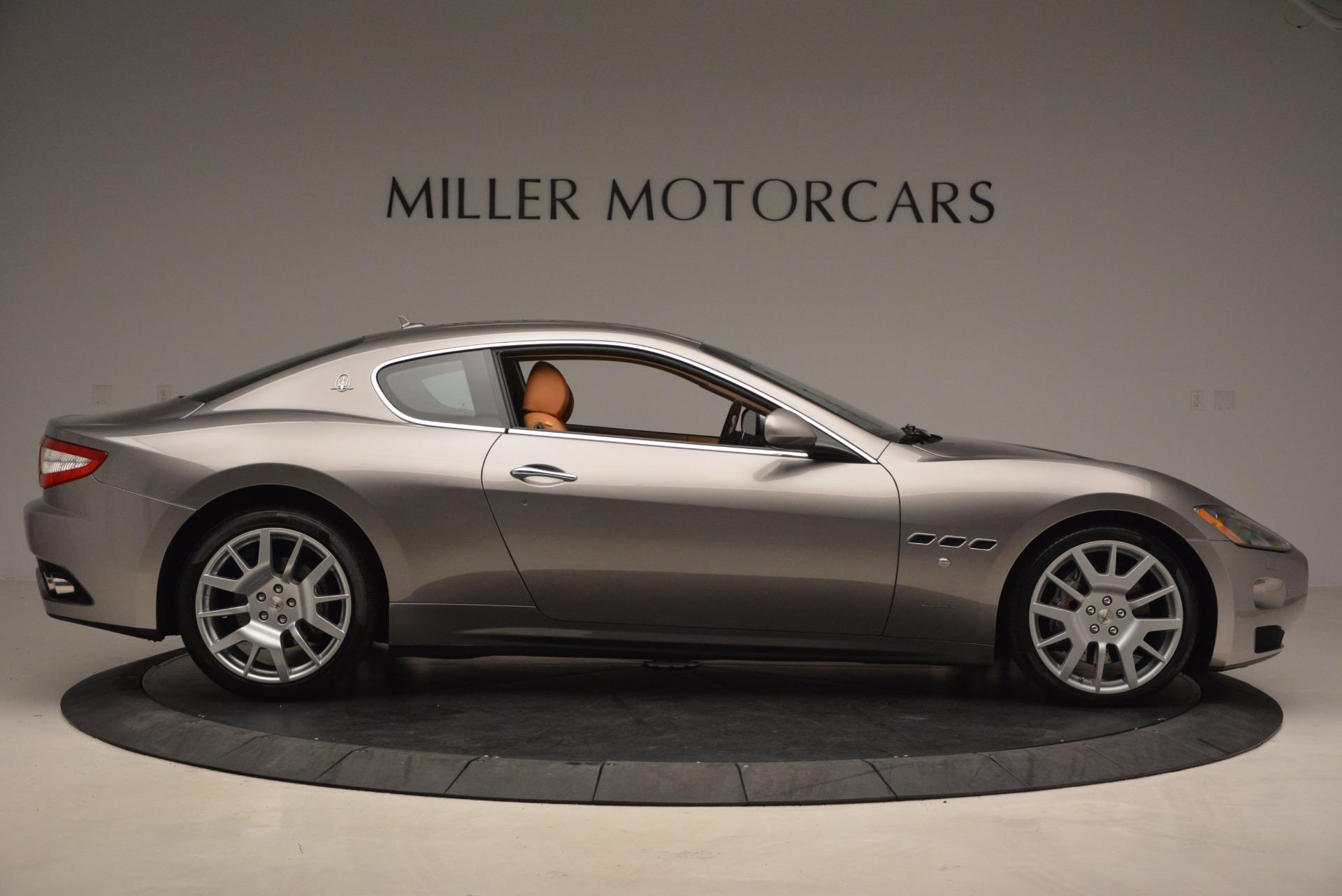 Used 2009 Maserati GranTurismo S For Sale In Greenwich, CT 1063_p9