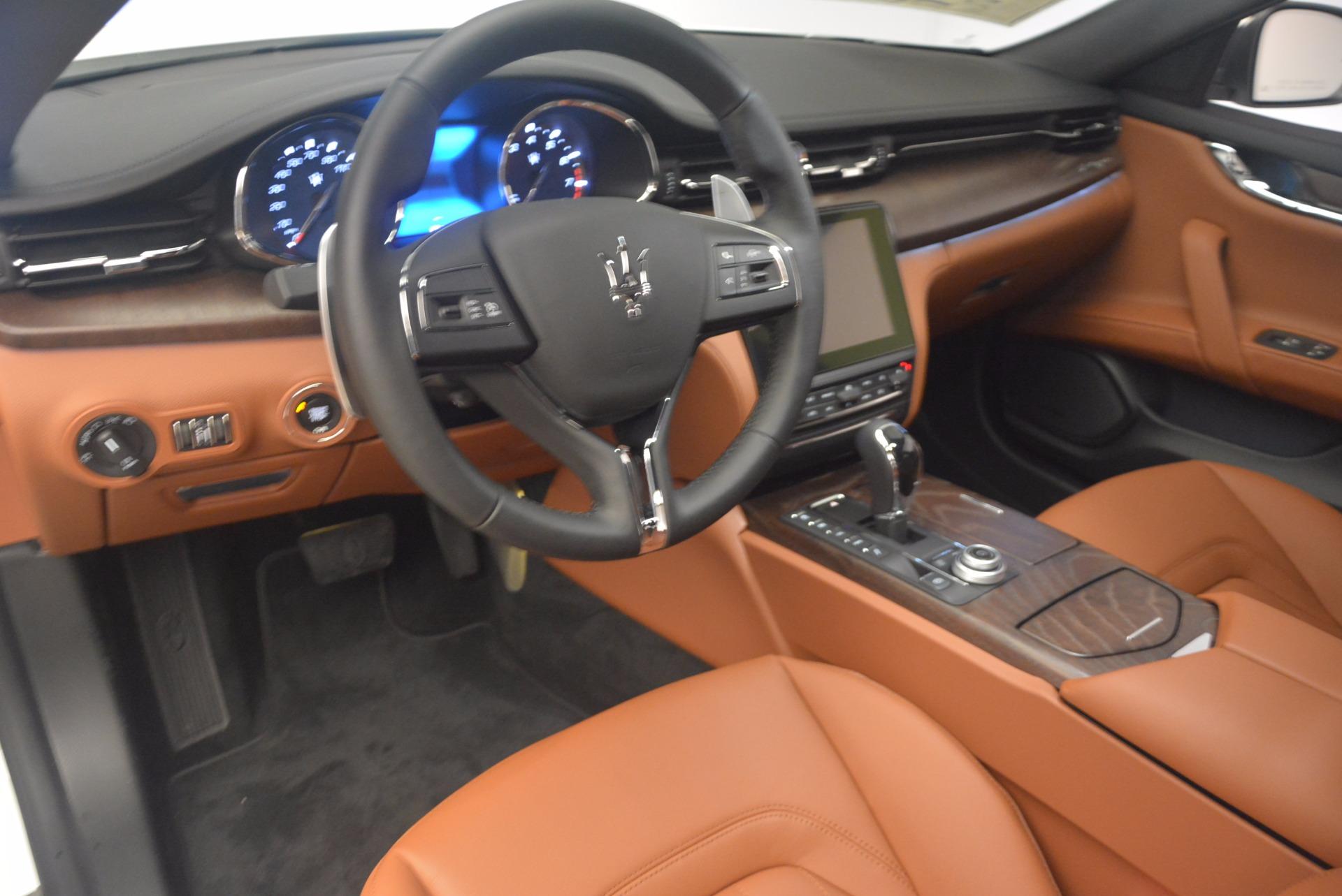 New 2017 Maserati Quattroporte SQ4 For Sale In Greenwich, CT 1065_p13