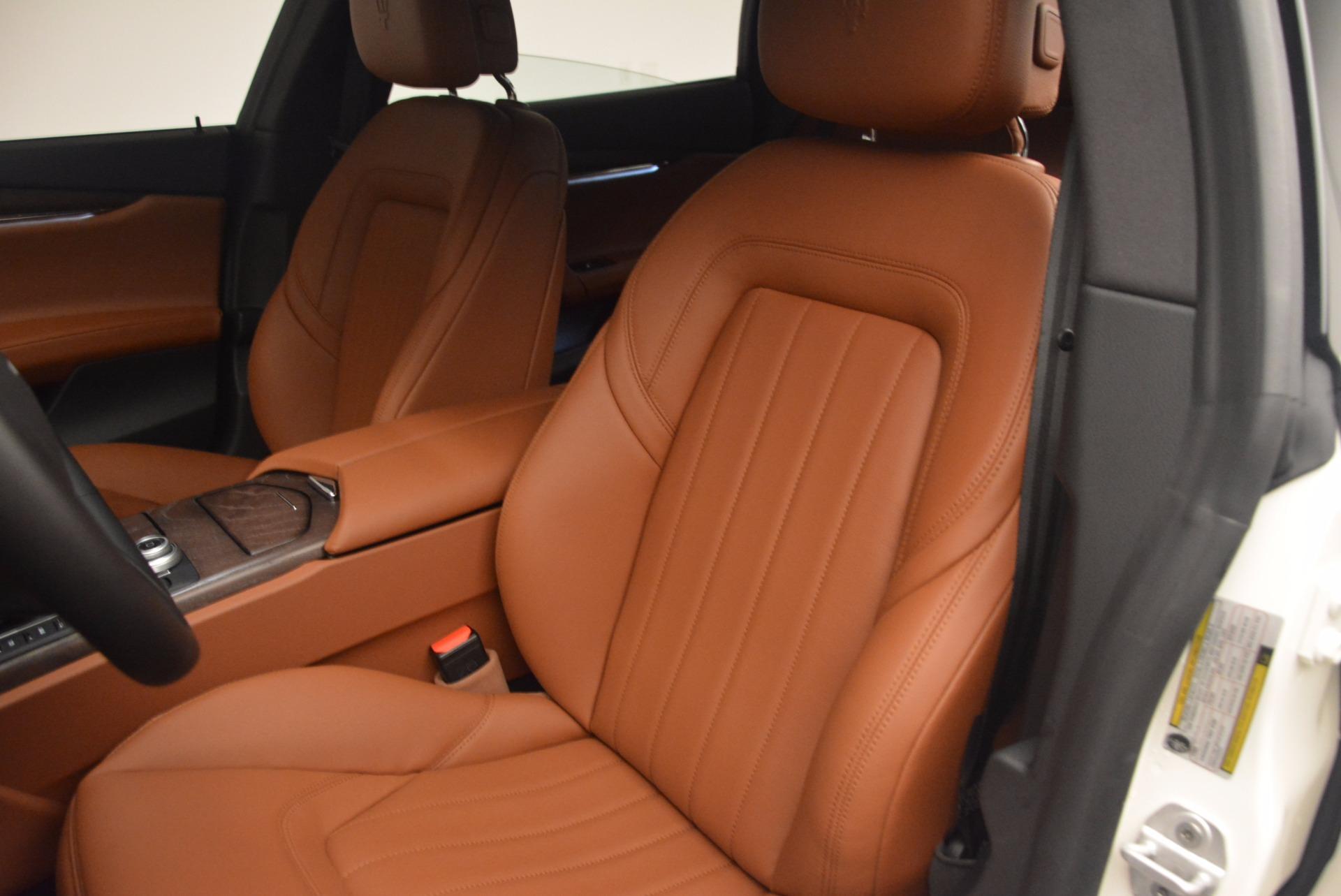 New 2017 Maserati Quattroporte SQ4 For Sale In Greenwich, CT 1065_p15